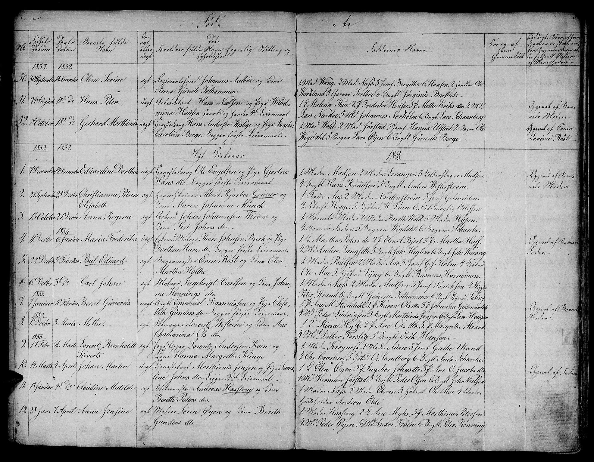 SAT, Ministerialprotokoller, klokkerbøker og fødselsregistre - Sør-Trøndelag, 604/L0182: Ministerialbok nr. 604A03, 1818-1850, s. 5