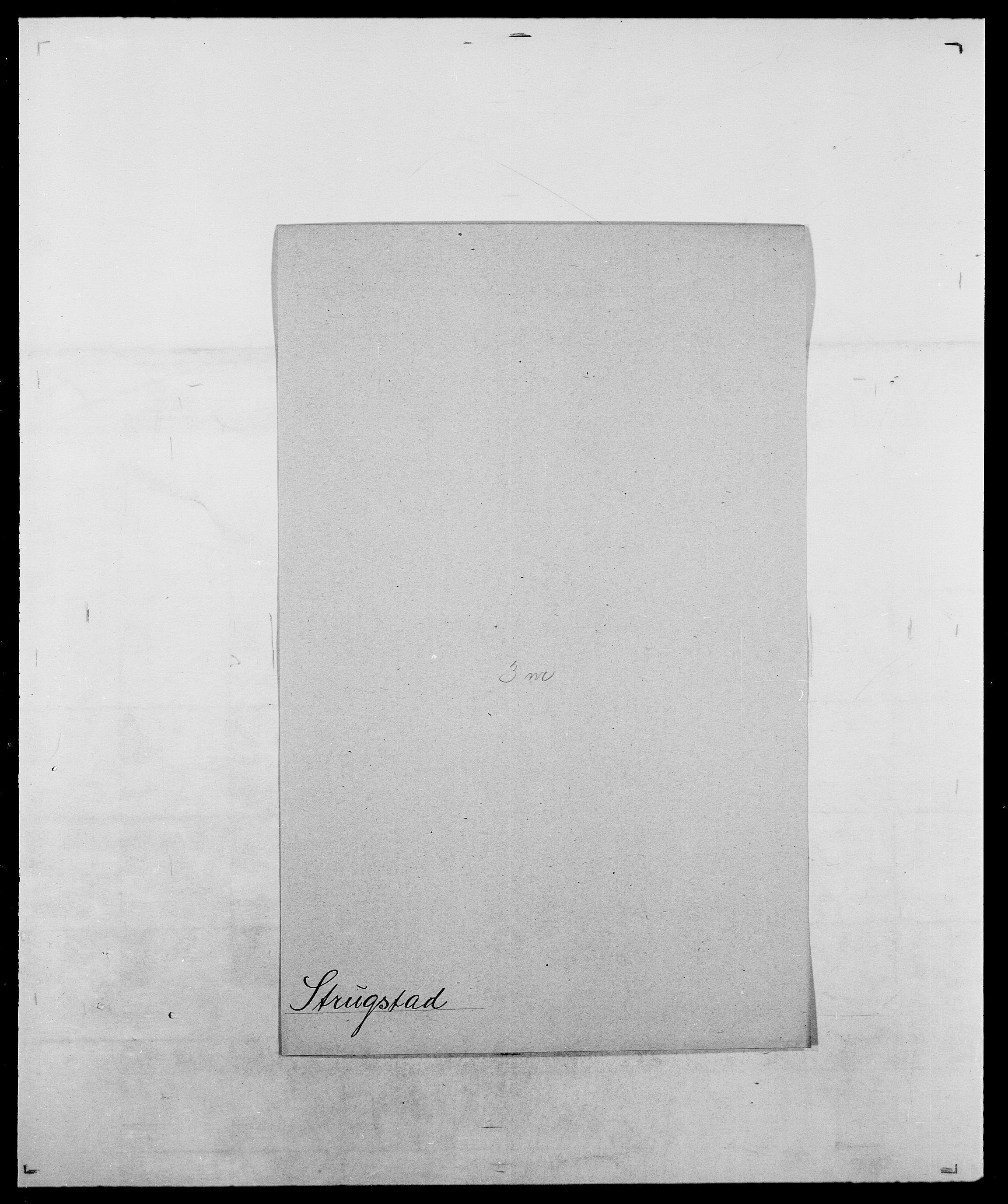 SAO, Delgobe, Charles Antoine - samling, D/Da/L0037: Steen, Sthen, Stein - Svare, Svanige, Svanne, se også Svanning og Schwane, s. 622