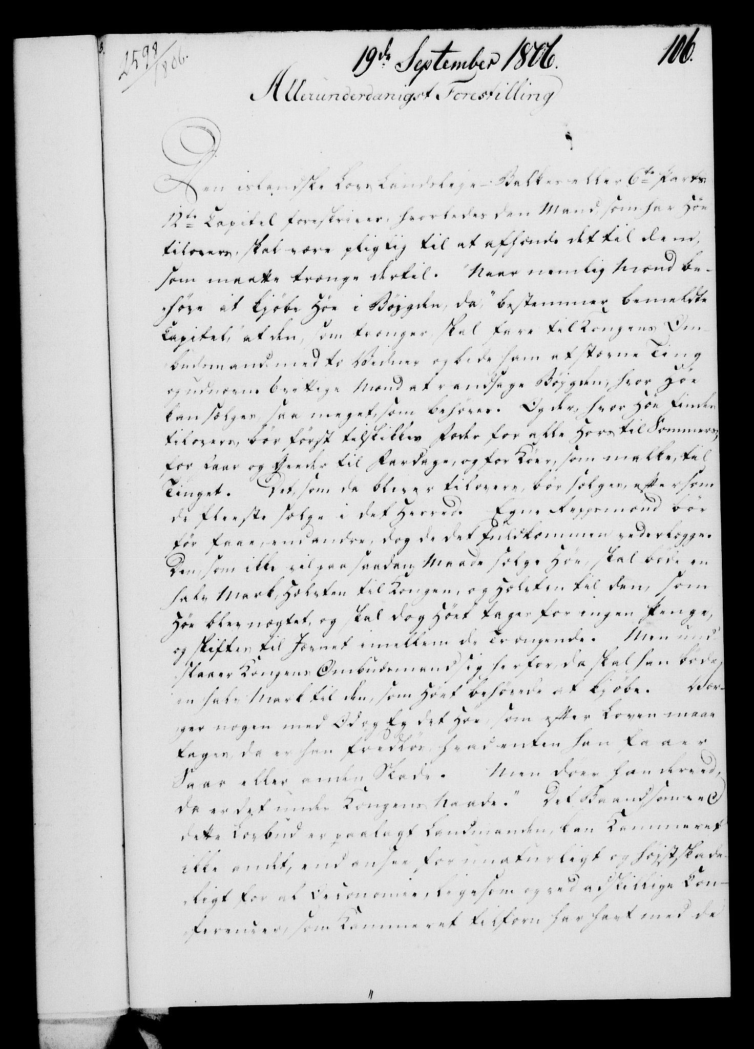 RA, Rentekammeret, Kammerkanselliet, G/Gf/Gfa/L0088: Norsk relasjons- og resolusjonsprotokoll (merket RK 52.88), 1806, s. 637