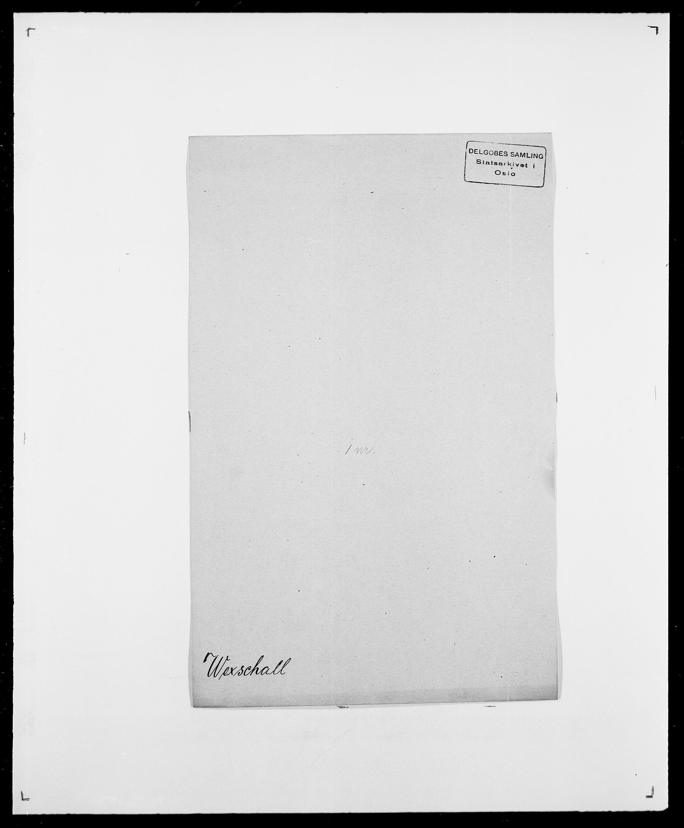 SAO, Delgobe, Charles Antoine - samling, D/Da/L0041: Vemmestad - Viker, s. 358