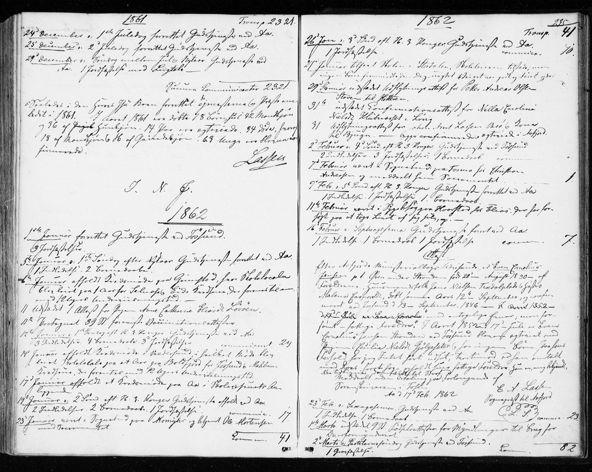 SAT, Ministerialprotokoller, klokkerbøker og fødselsregistre - Sør-Trøndelag, 655/L0678: Ministerialbok nr. 655A07, 1861-1873, s. 295