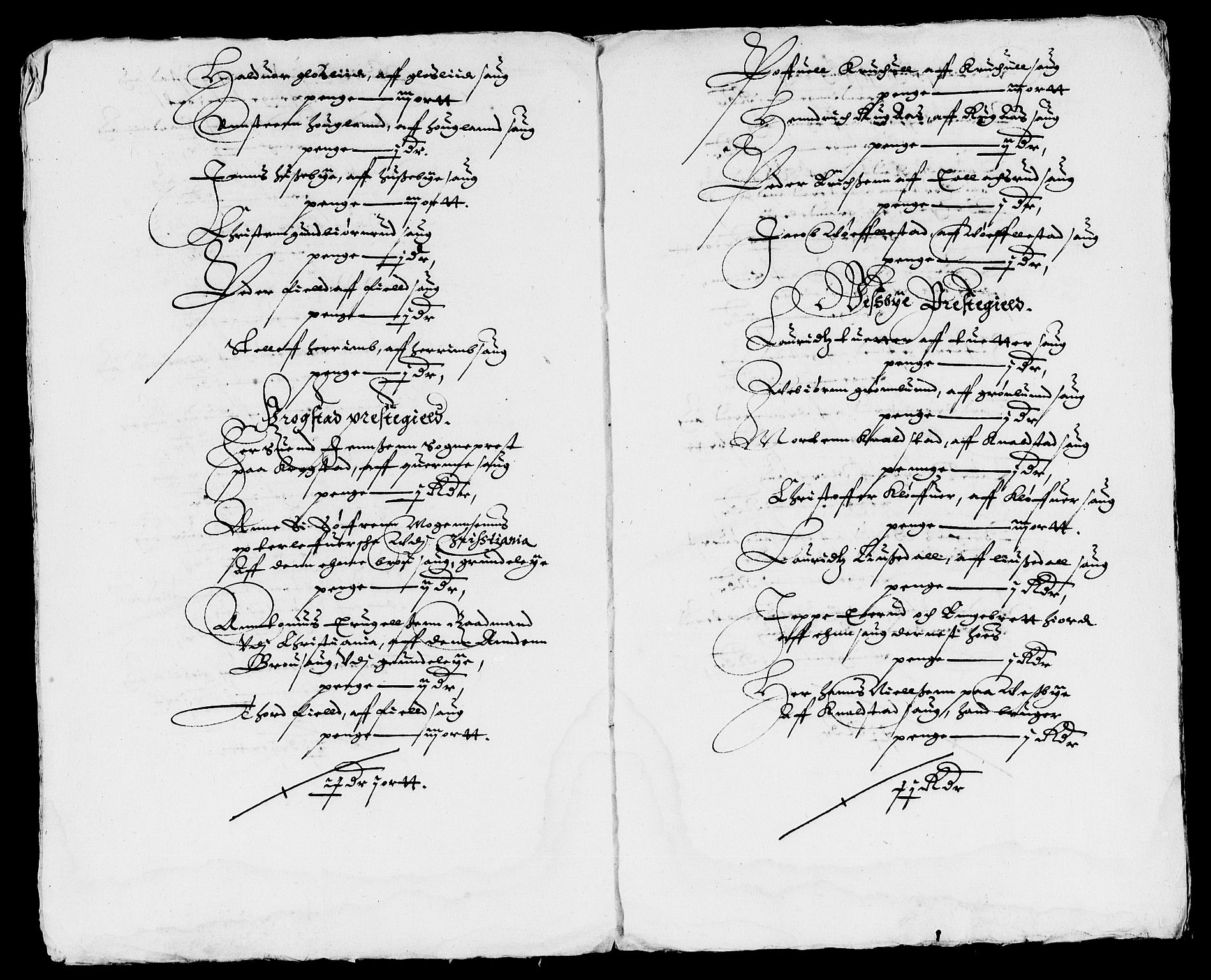 RA, Rentekammeret inntil 1814, Reviderte regnskaper, Lensregnskaper, R/Rb/Rba/L0072: Akershus len, 1624-1626