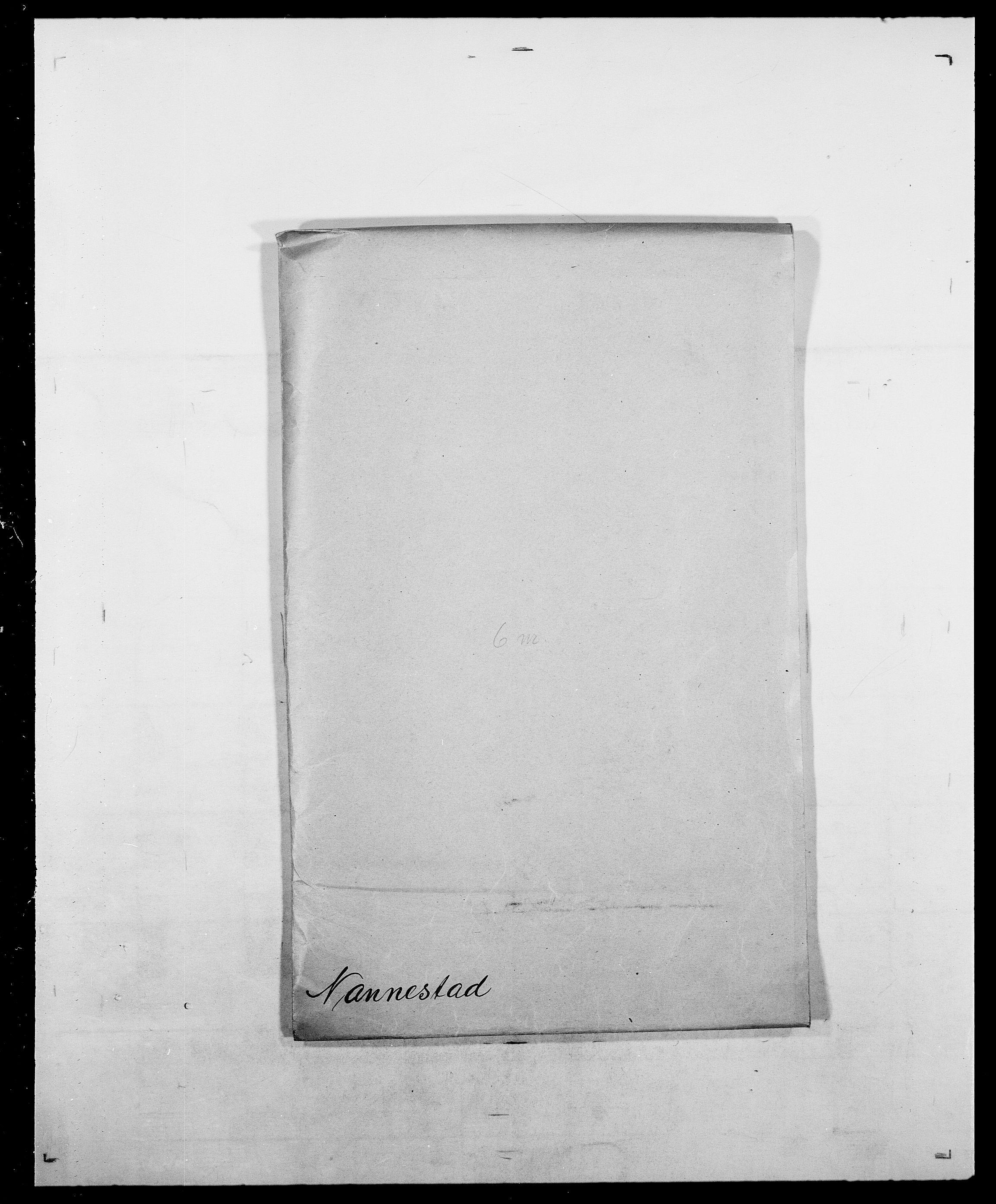SAO, Delgobe, Charles Antoine - samling, D/Da/L0028: Naaden - Nøvik, s. 32