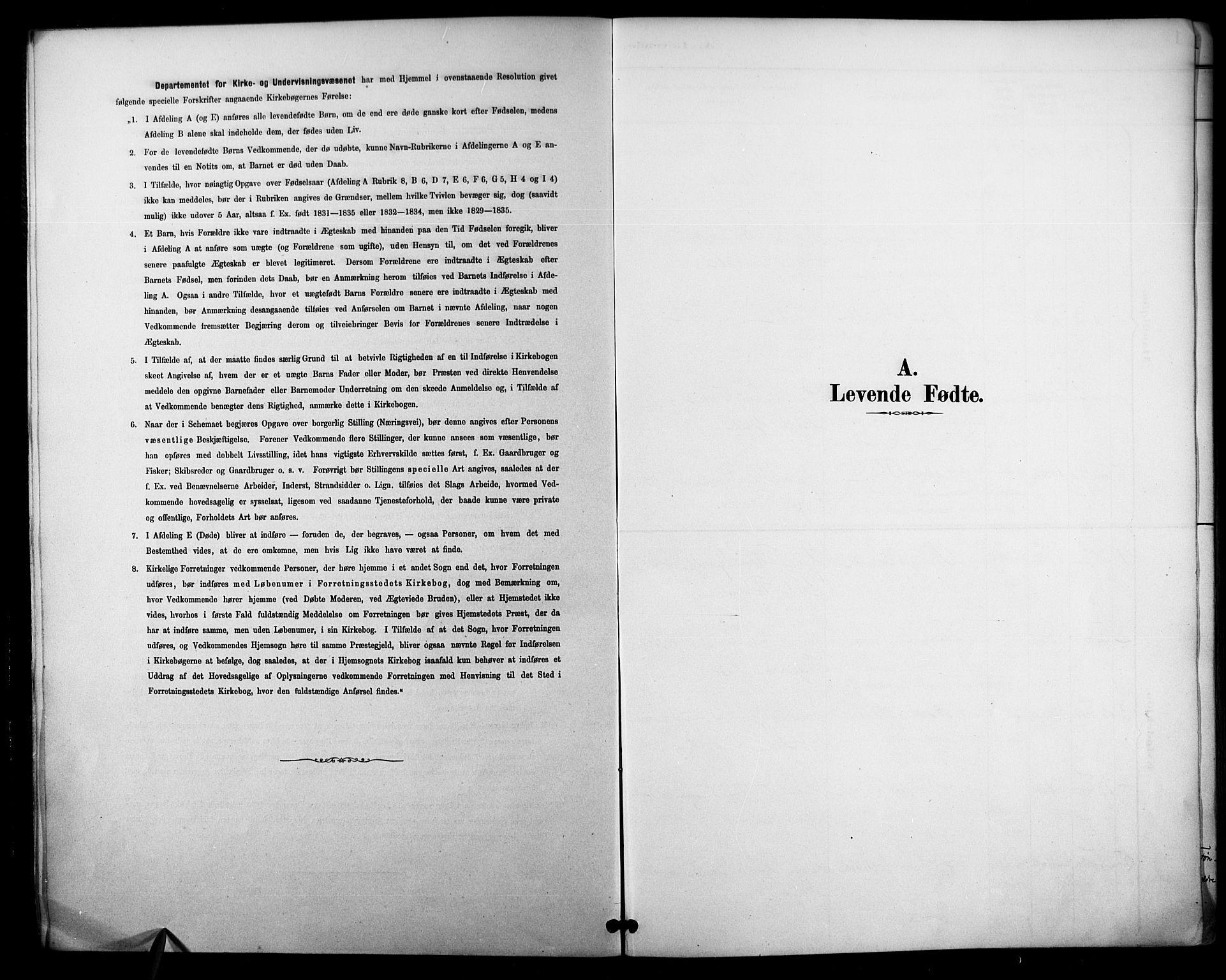 SAKO, Nore kirkebøker, F/Fc/L0004: Ministerialbok nr. III 4, 1885-1898