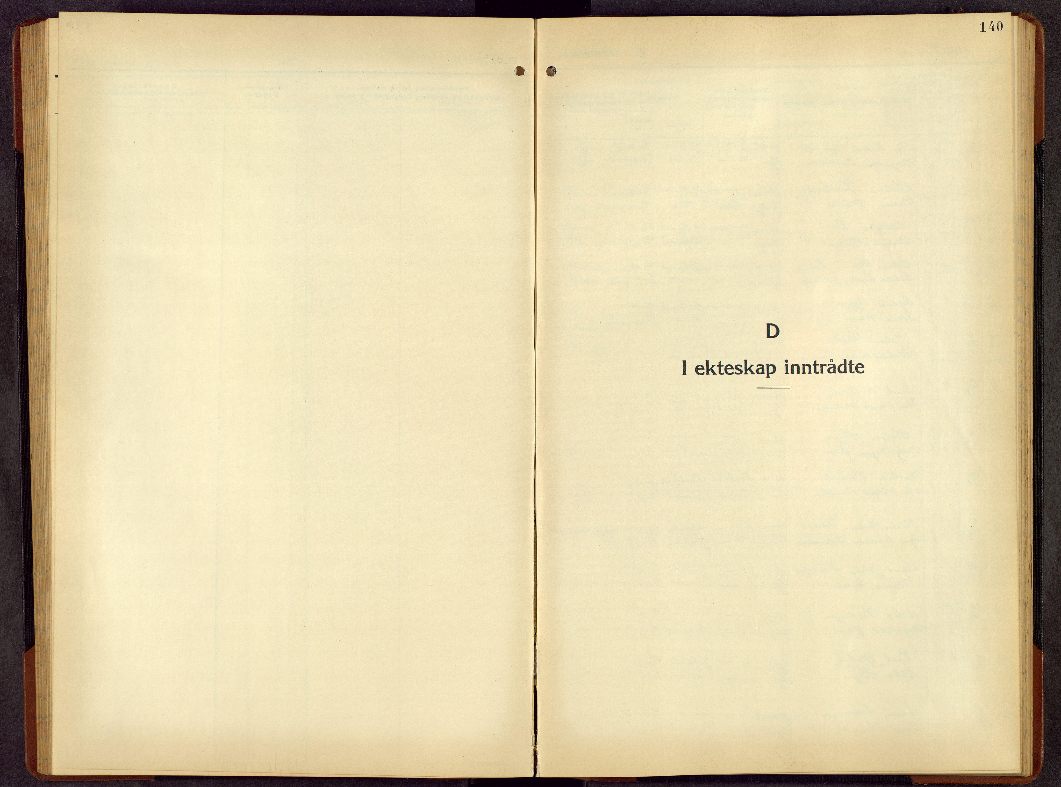 SAH, Rendalen prestekontor, H/Ha/Hab/L0006: Klokkerbok nr. 6, 1941-1958, s. 140
