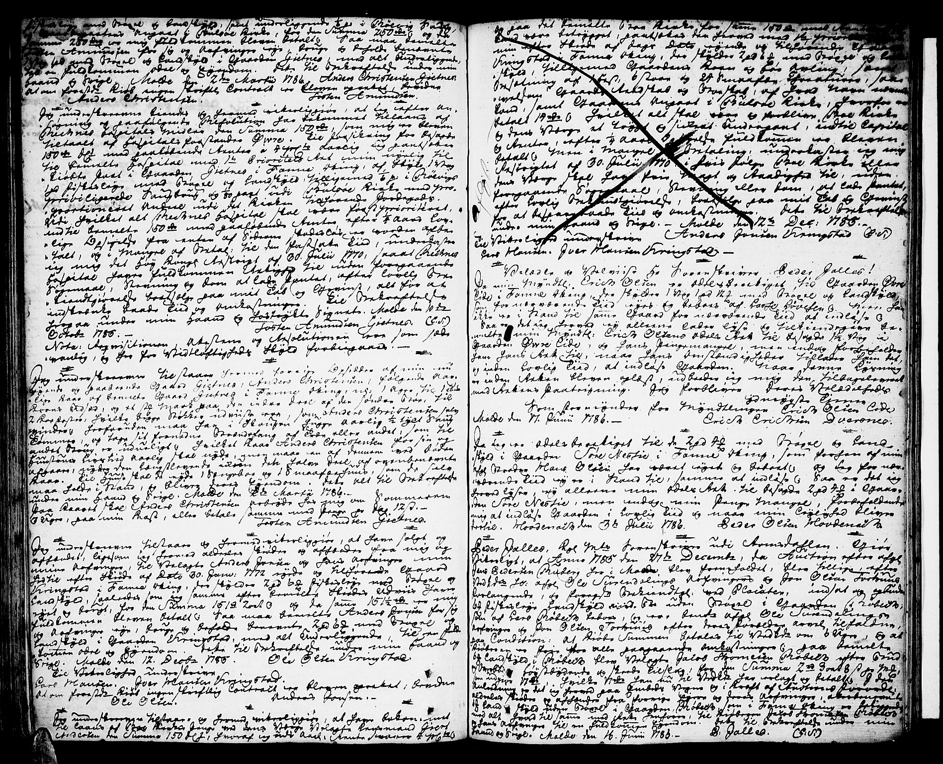 SAT, Romsdal sorenskriveri, 2/2C/L0004: Pantebok nr. 4, 1769-1790, s. 340