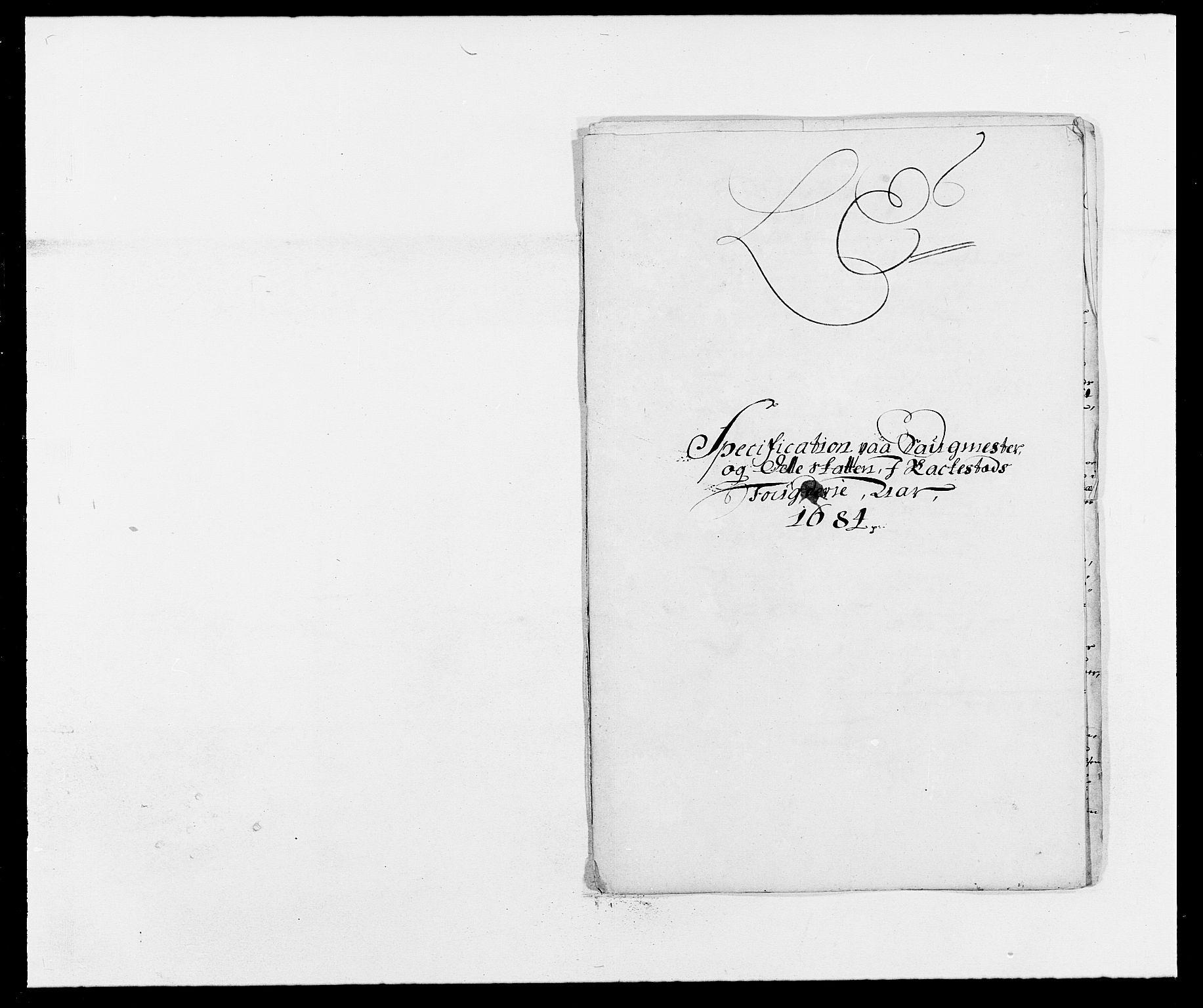 RA, Rentekammeret inntil 1814, Reviderte regnskaper, Fogderegnskap, R05/L0274: Fogderegnskap Rakkestad, 1683-1684, s. 340
