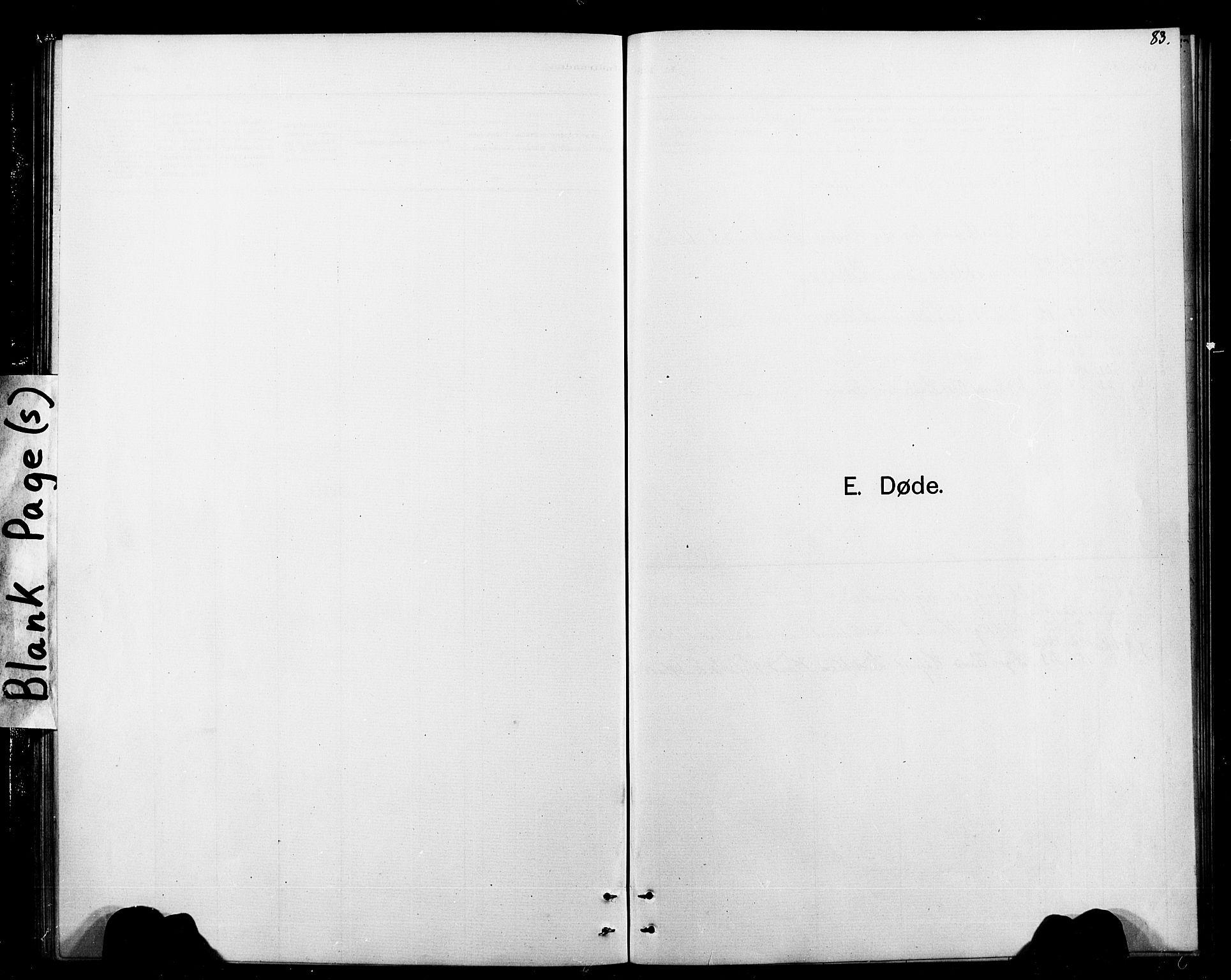 SAT, Ministerialprotokoller, klokkerbøker og fødselsregistre - Sør-Trøndelag, 693/L1123: Klokkerbok nr. 693C04, 1887-1910, s. 83