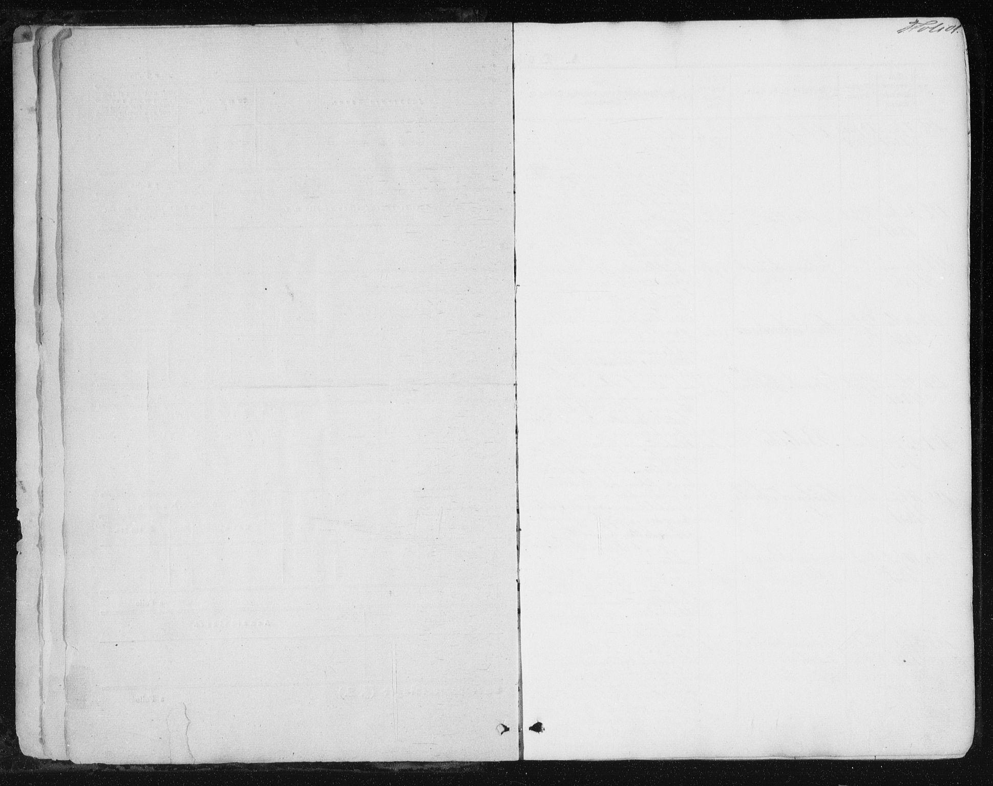 SAT, Ministerialprotokoller, klokkerbøker og fødselsregistre - Sør-Trøndelag, 602/L0112: Ministerialbok nr. 602A10, 1848-1859, s. 1