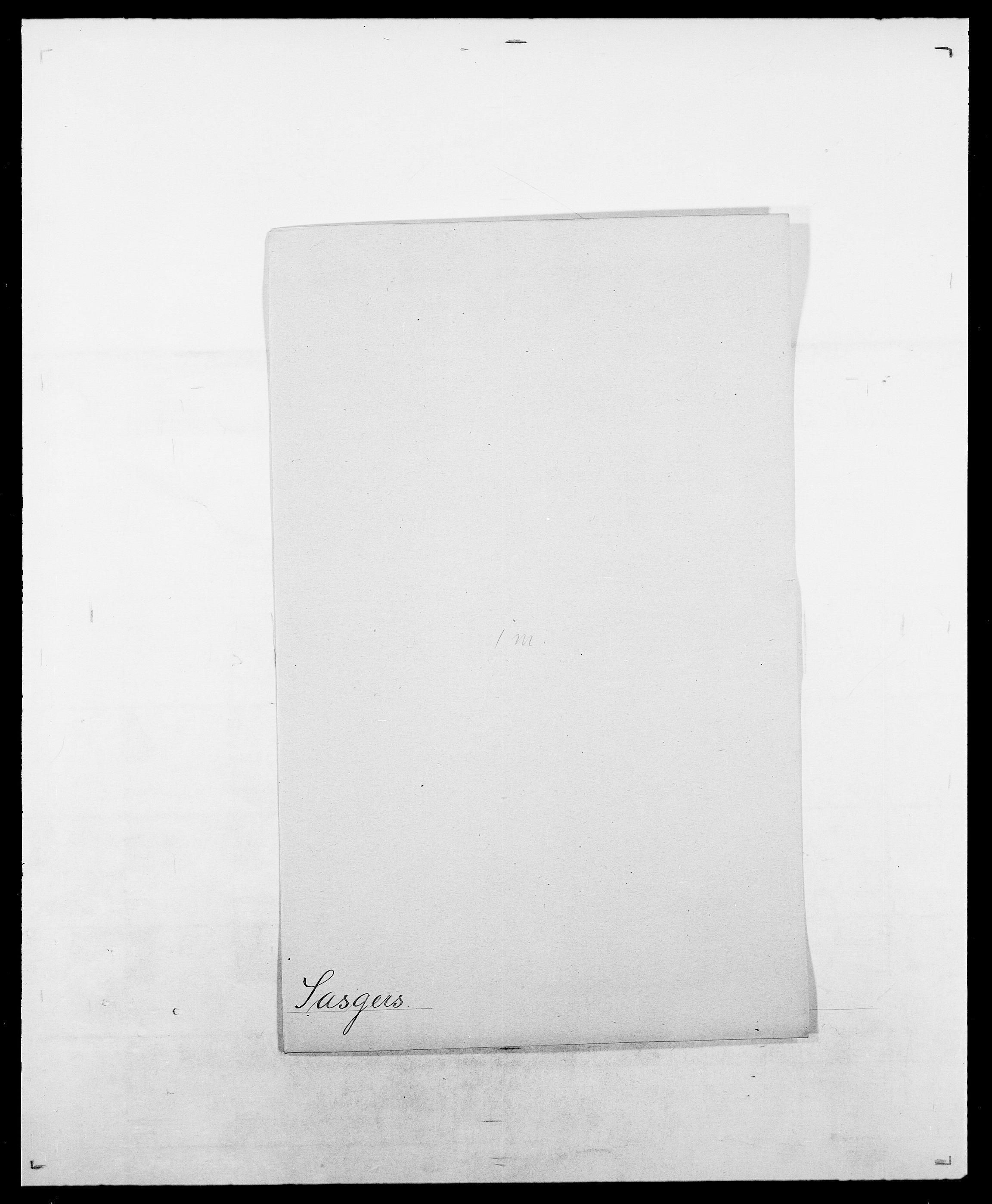 SAO, Delgobe, Charles Antoine - samling, D/Da/L0034: Saabye - Schmincke, s. 214