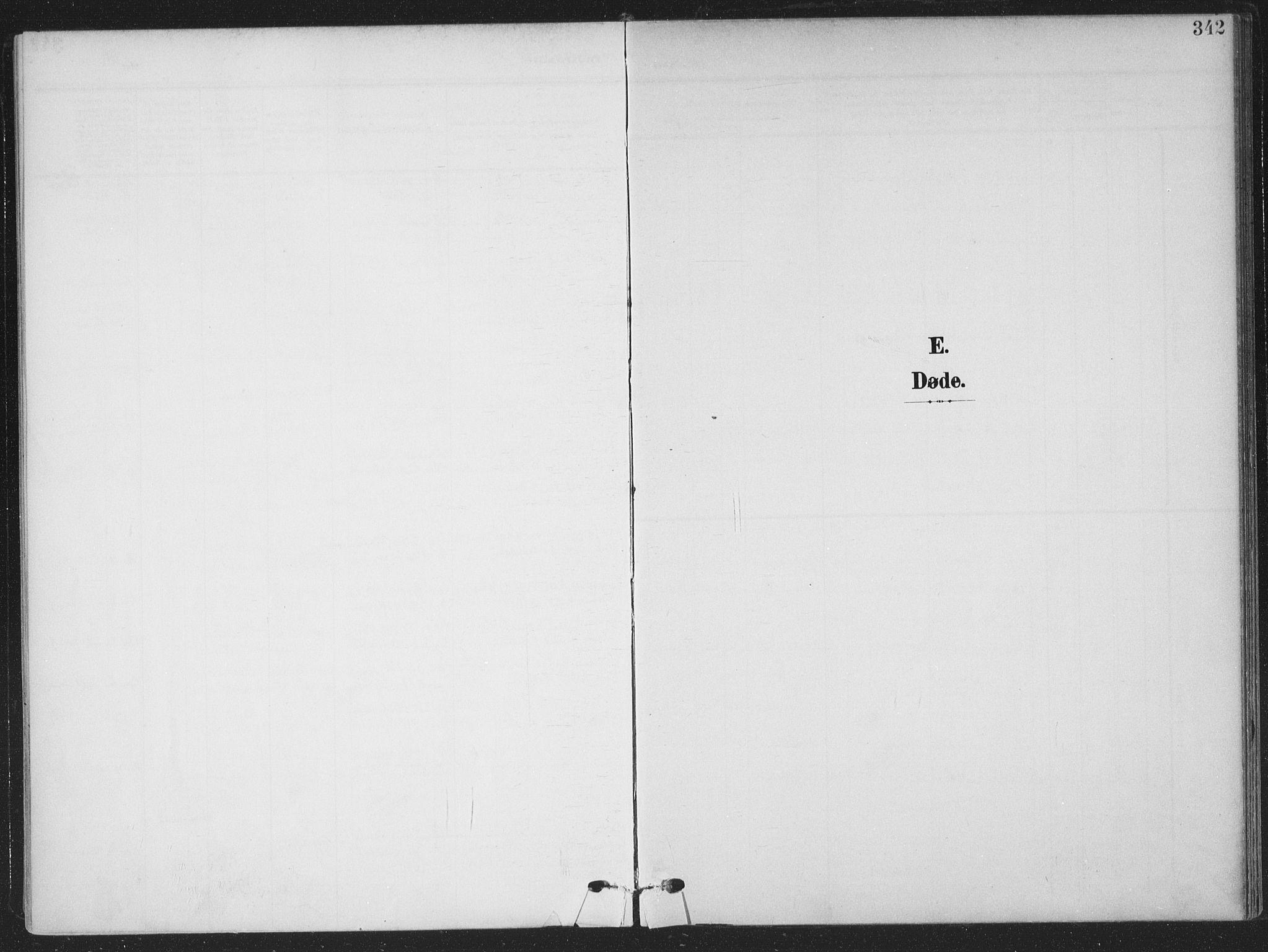 SAKO, Skien kirkebøker, F/Fa/L0012: Ministerialbok nr. 12, 1908-1914, s. 342