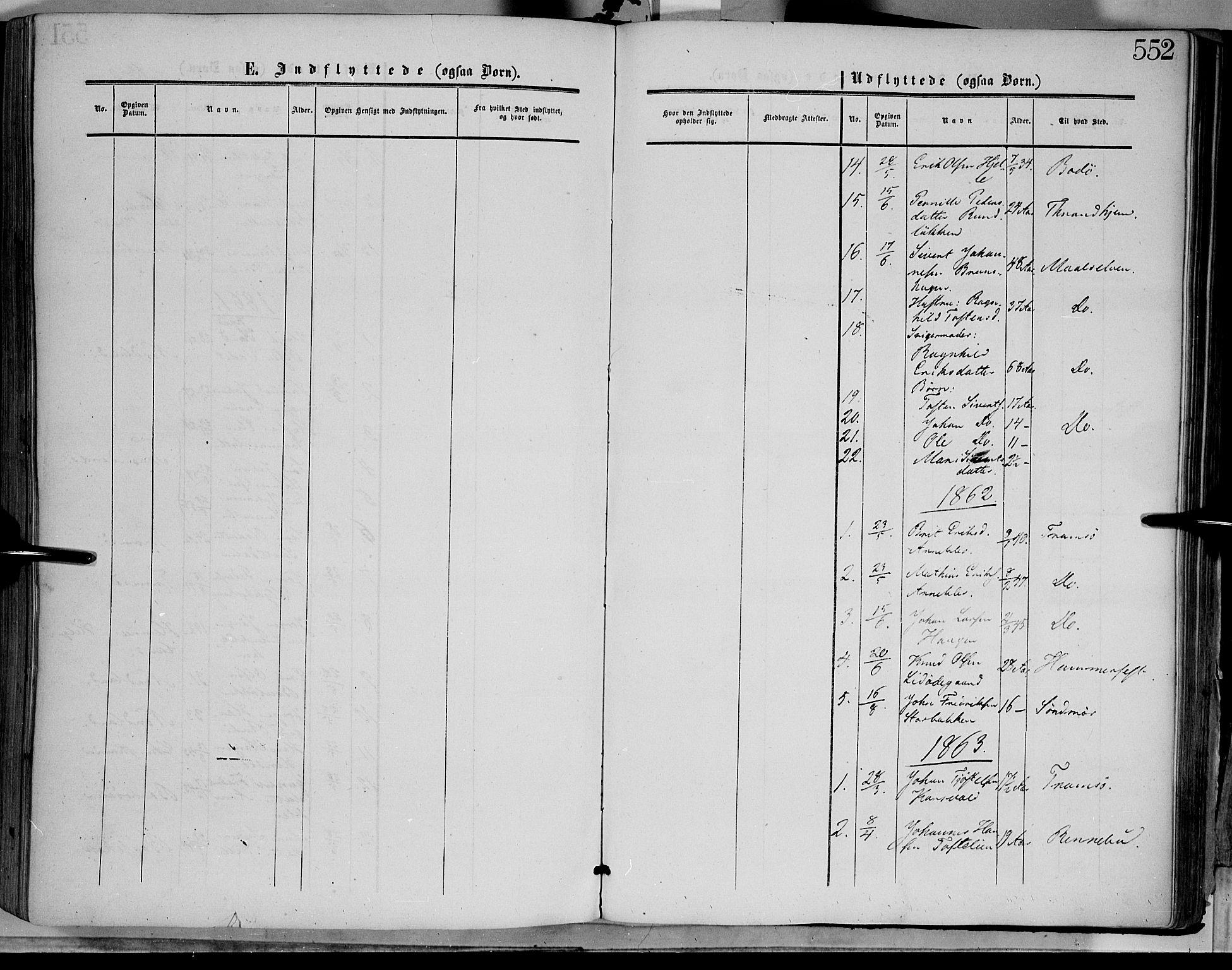 SAH, Dovre prestekontor, Ministerialbok nr. 1, 1854-1878, s. 552