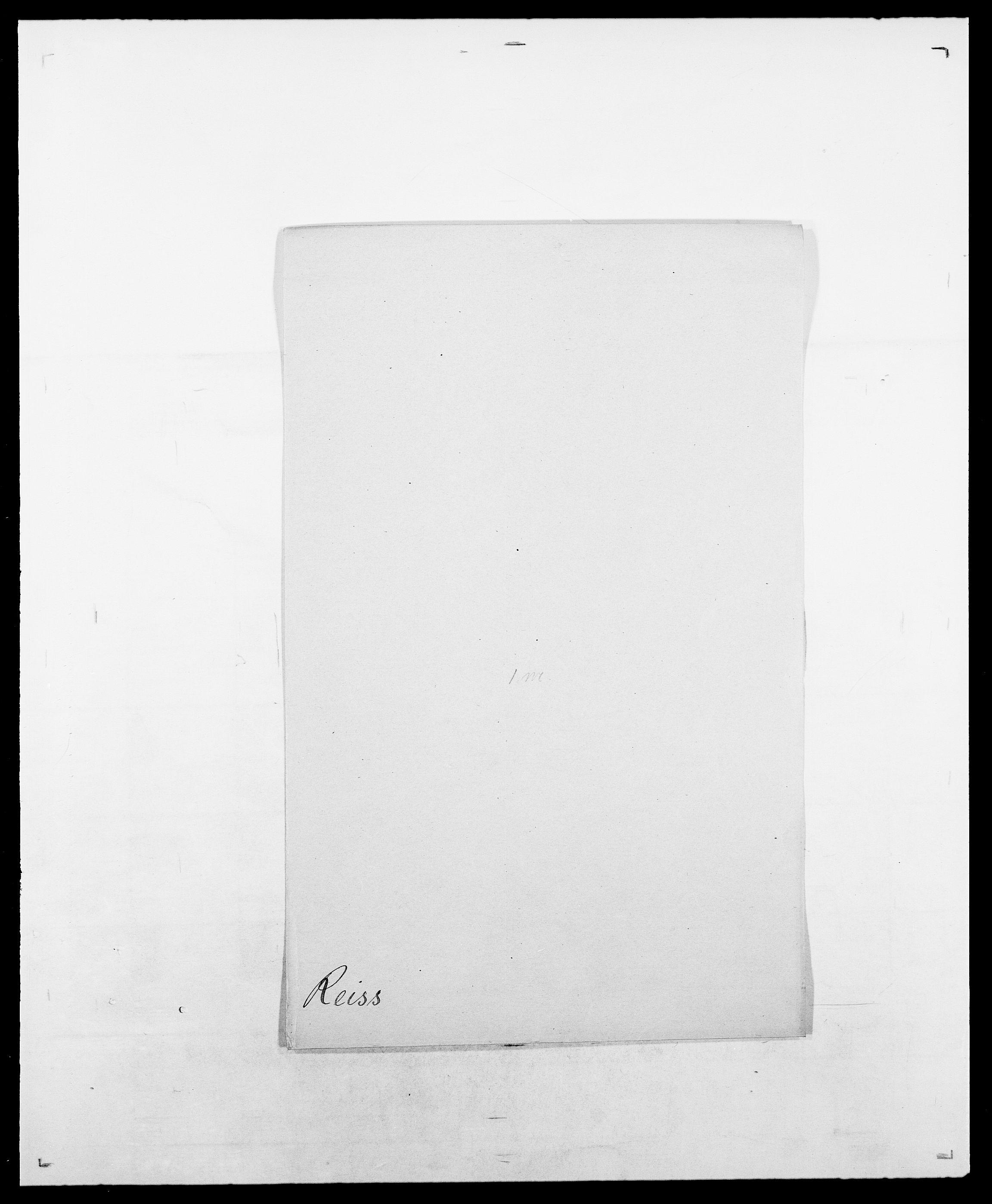 SAO, Delgobe, Charles Antoine - samling, D/Da/L0032: Rabakovsky - Rivertz, s. 390