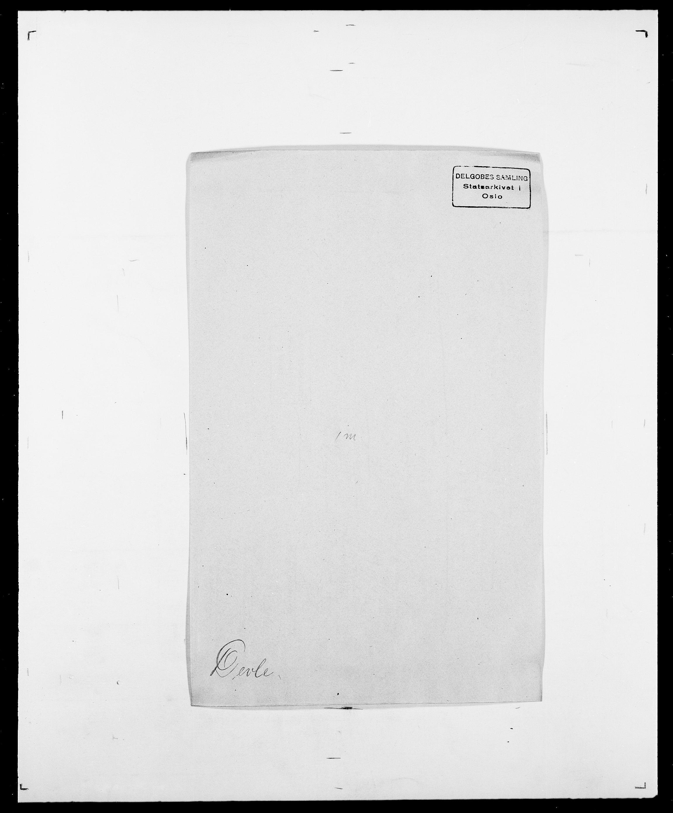 SAO, Delgobe, Charles Antoine - samling, D/Da/L0009: Dahl - v. Düren, s. 508
