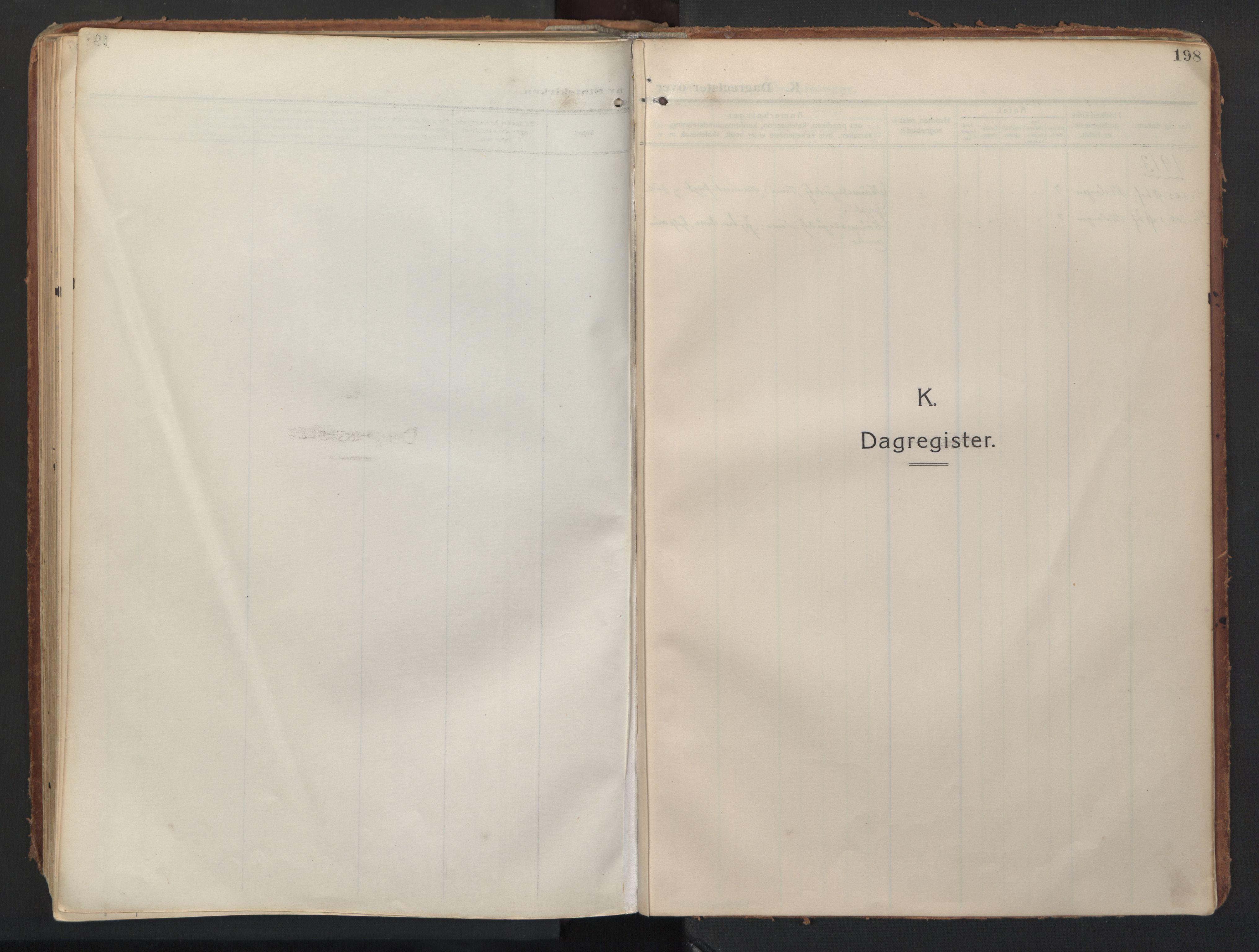 SATØ, Balsfjord sokneprestembete, Ministerialbok nr. 8, 1910-1927, s. 198