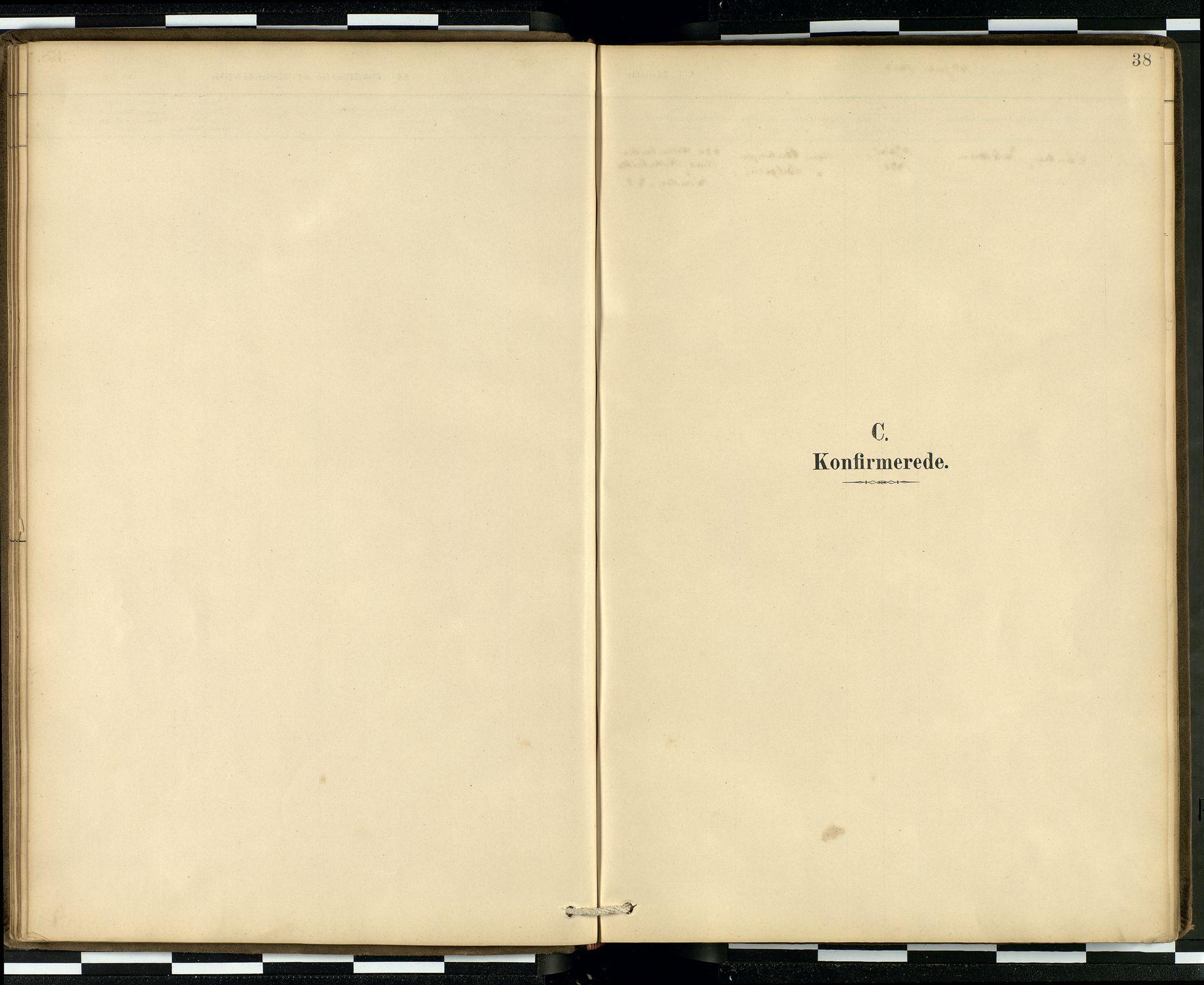 SAB,  Den norske sjømannsmisjon i utlandet/London m/bistasjoner, H/Ha/L0002: Ministerialbok nr. A 2, 1887-1903, s. 37b-38a