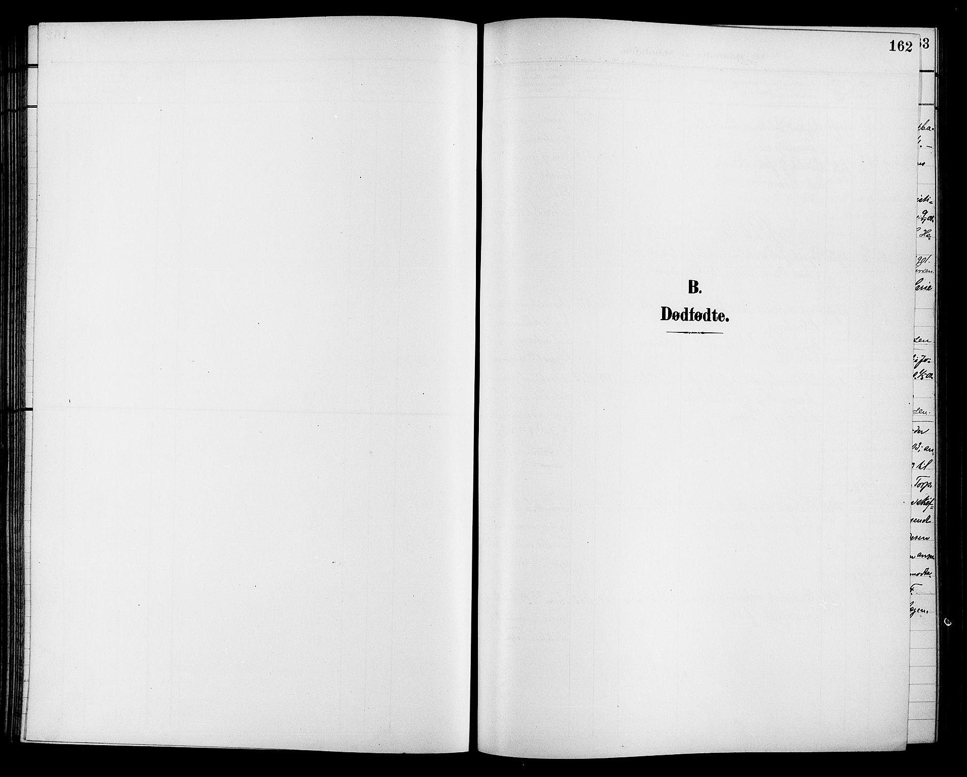 SAH, Lillehammer prestekontor, Klokkerbok nr. 1, 1901-1913, s. 162