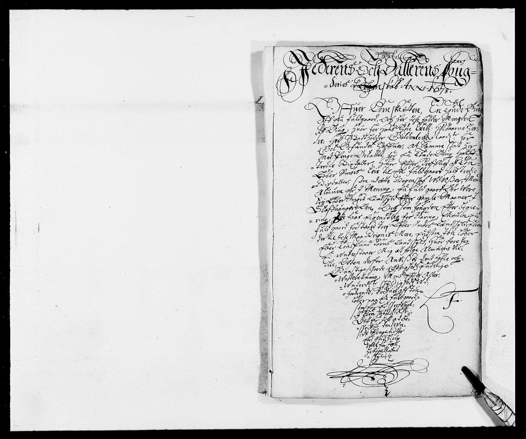 RA, Rentekammeret inntil 1814, Reviderte regnskaper, Fogderegnskap, R46/L2718: Fogderegnskap Jæren og Dalane, 1678, s. 169