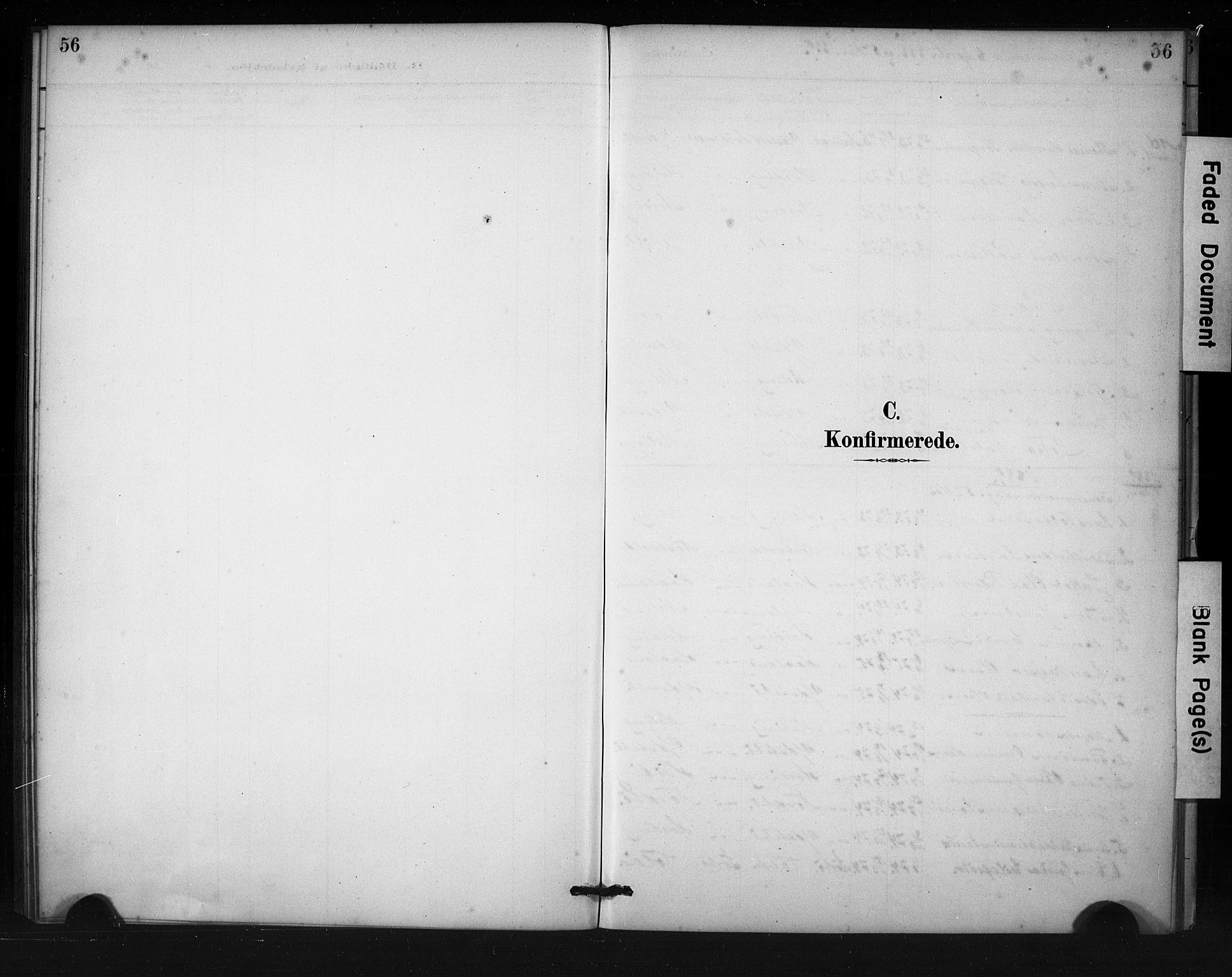 SAST, Rennesøy sokneprestkontor, H/Ha/Haa/L0013: Ministerialbok nr. A 12, 1888-1916, s. 56