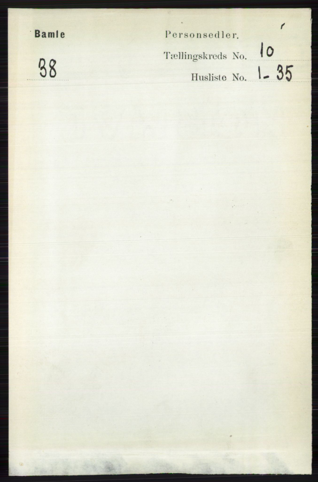 RA, Folketelling 1891 for 0814 Bamble herred, 1891, s. 5778