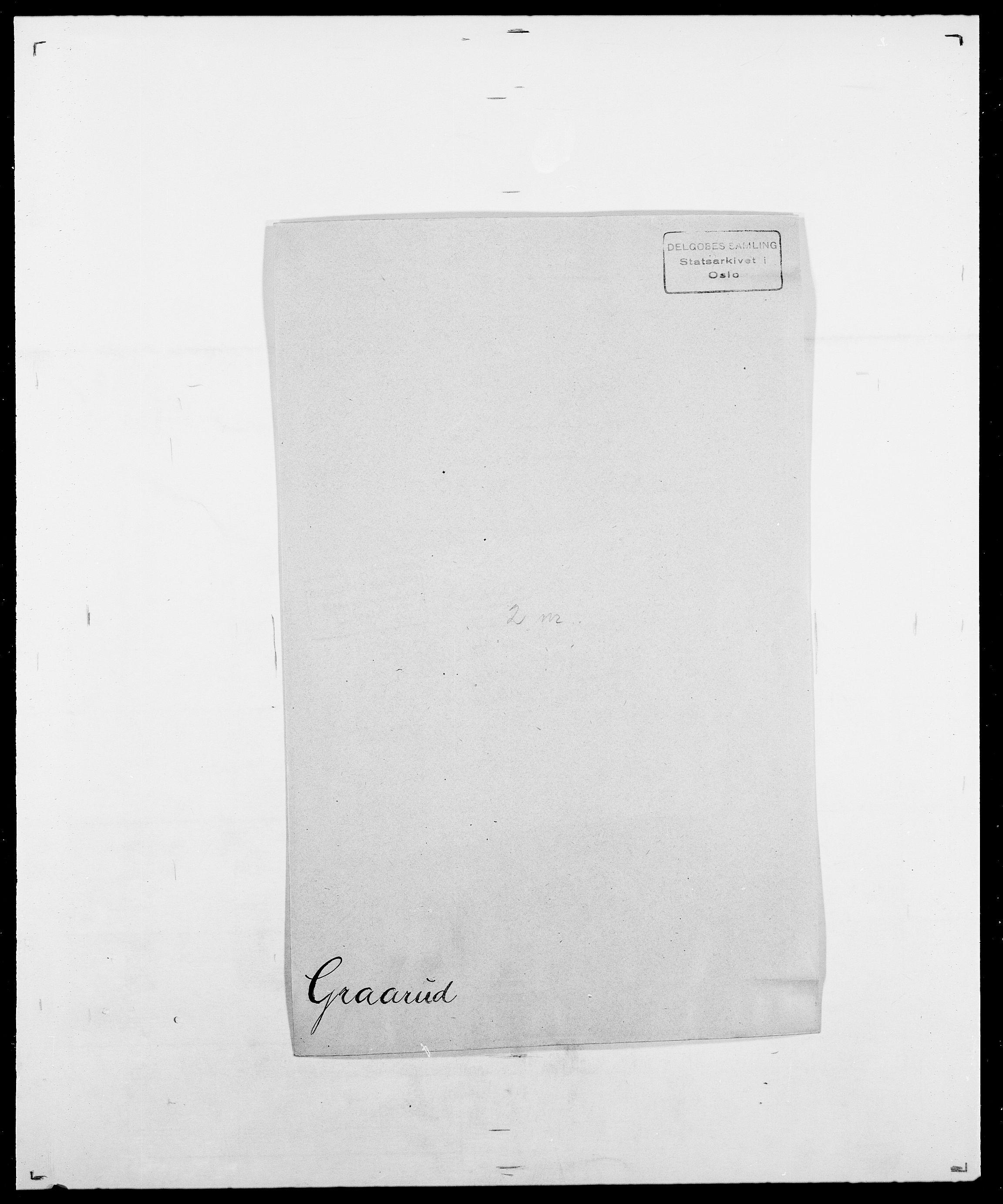SAO, Delgobe, Charles Antoine - samling, D/Da/L0014: Giebdhausen - Grip, s. 448
