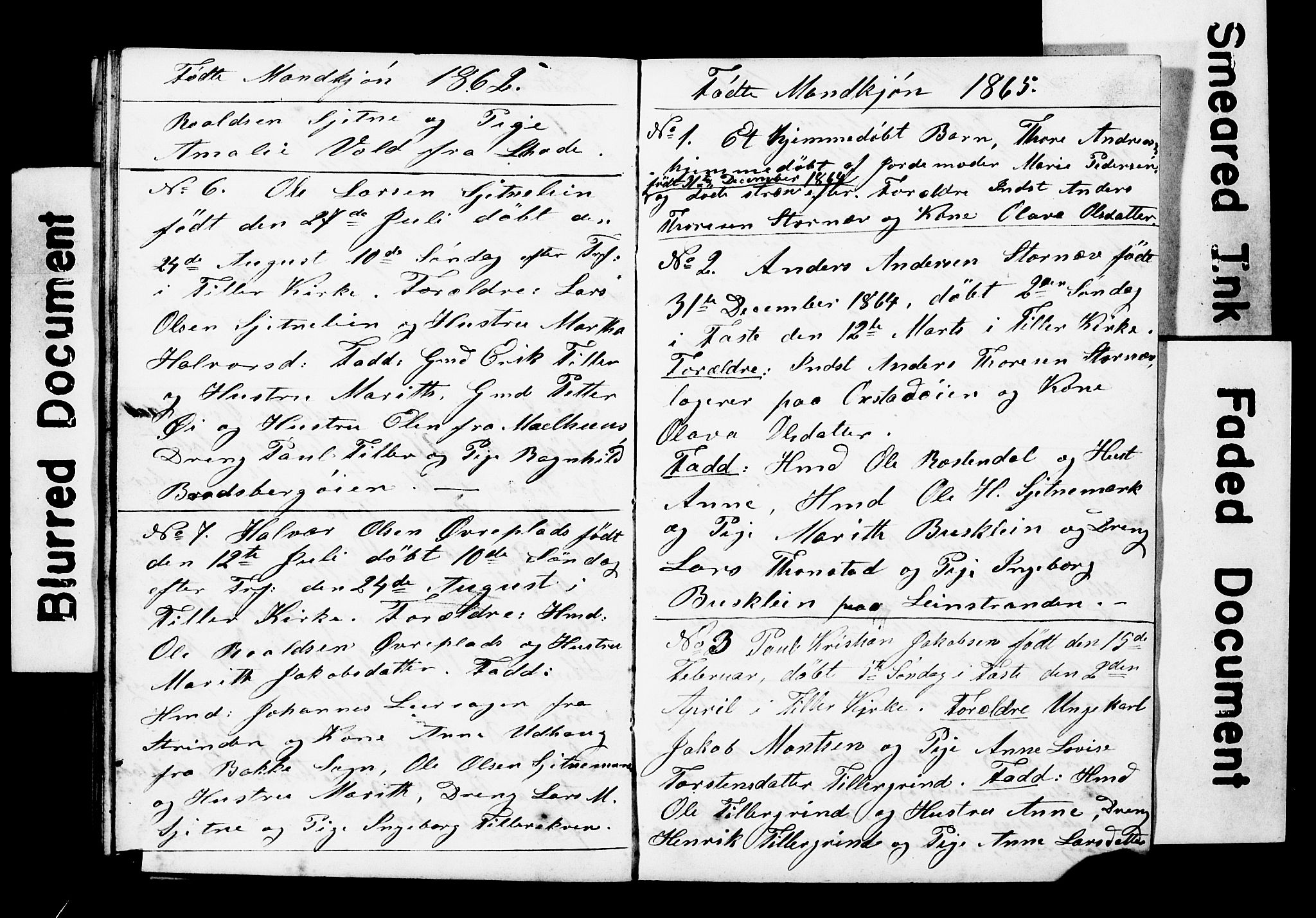 SAT, Ministerialprotokoller, klokkerbøker og fødselsregistre - Sør-Trøndelag, 621/L0461: Klokkerbok nr. 621C04, 1849-1865
