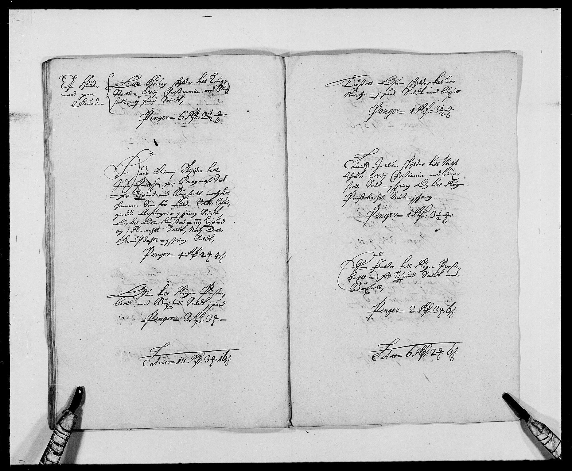 RA, Rentekammeret inntil 1814, Reviderte regnskaper, Fogderegnskap, R29/L1691: Fogderegnskap Hurum og Røyken, 1678-1681, s. 375