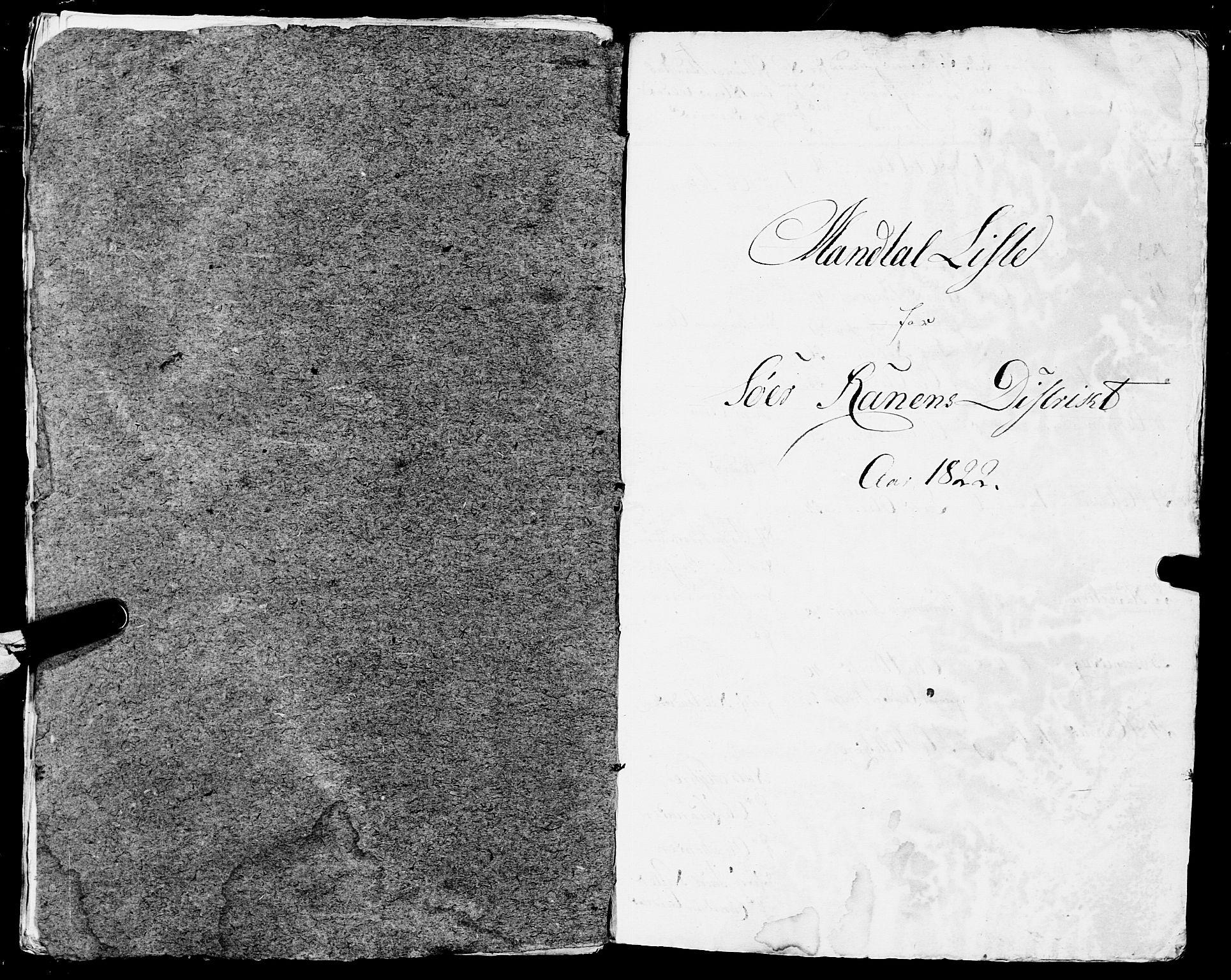 SAT, Fylkesmannen i Nordland, R/RA/L0013: Innrulleringsmanntall for Hemnes (Sør-Rana), 1809-1835, s. 128