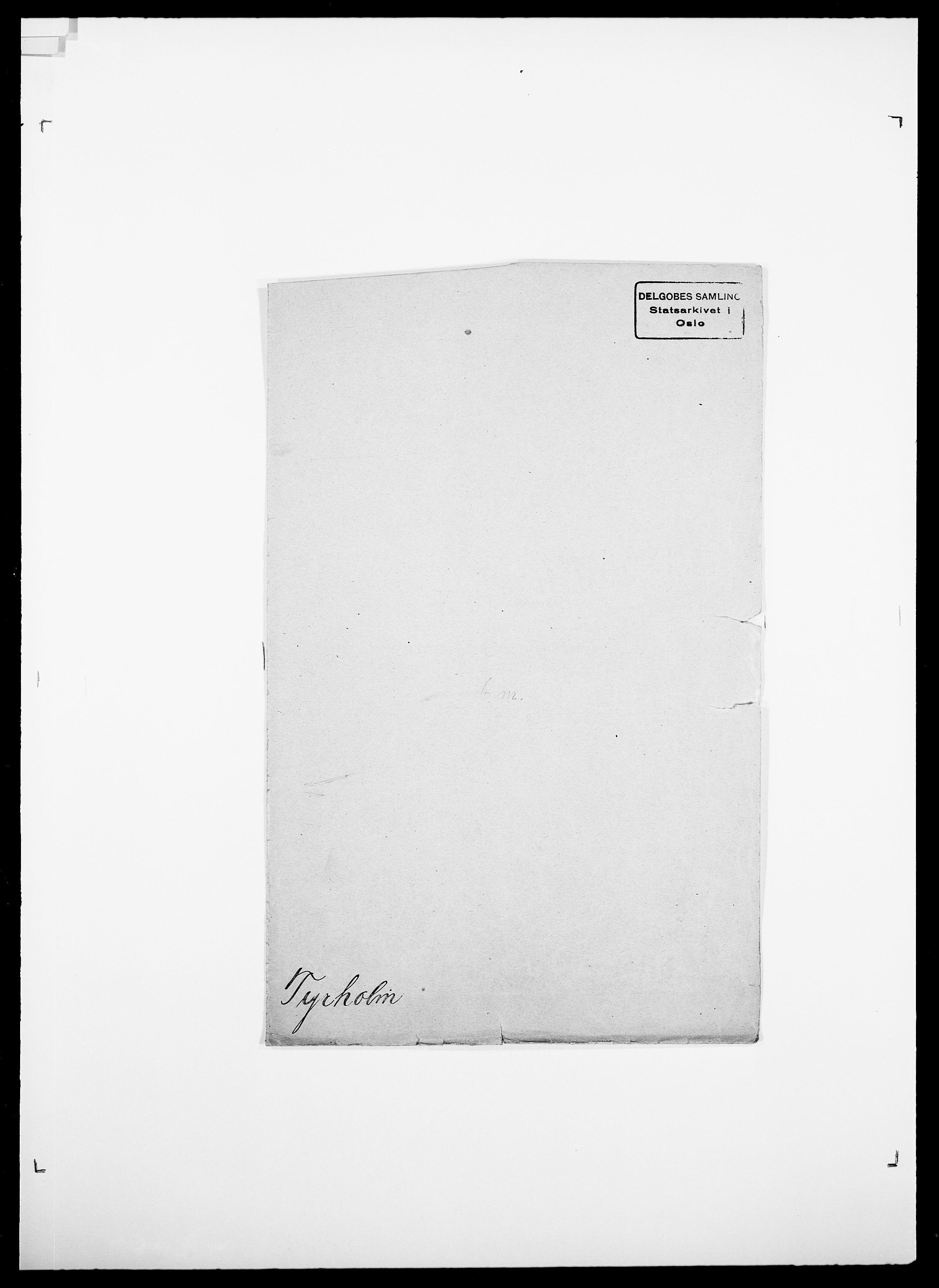 SAO, Delgobe, Charles Antoine - samling, D/Da/L0039: Thorsen - Urup, s. 521