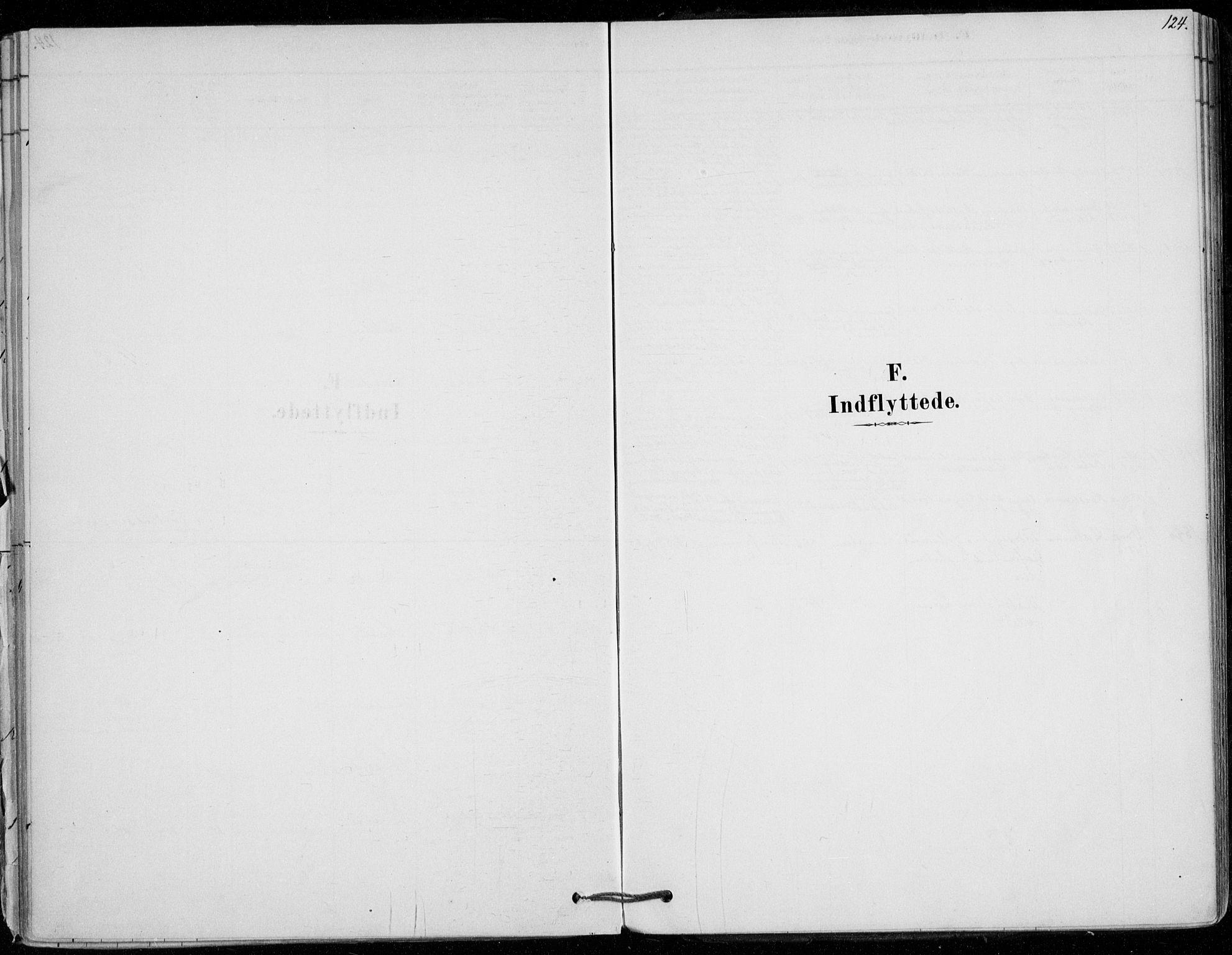 SAO, Vestby prestekontor Kirkebøker, F/Fd/L0001: Ministerialbok nr. IV 1, 1878-1945, s. 124