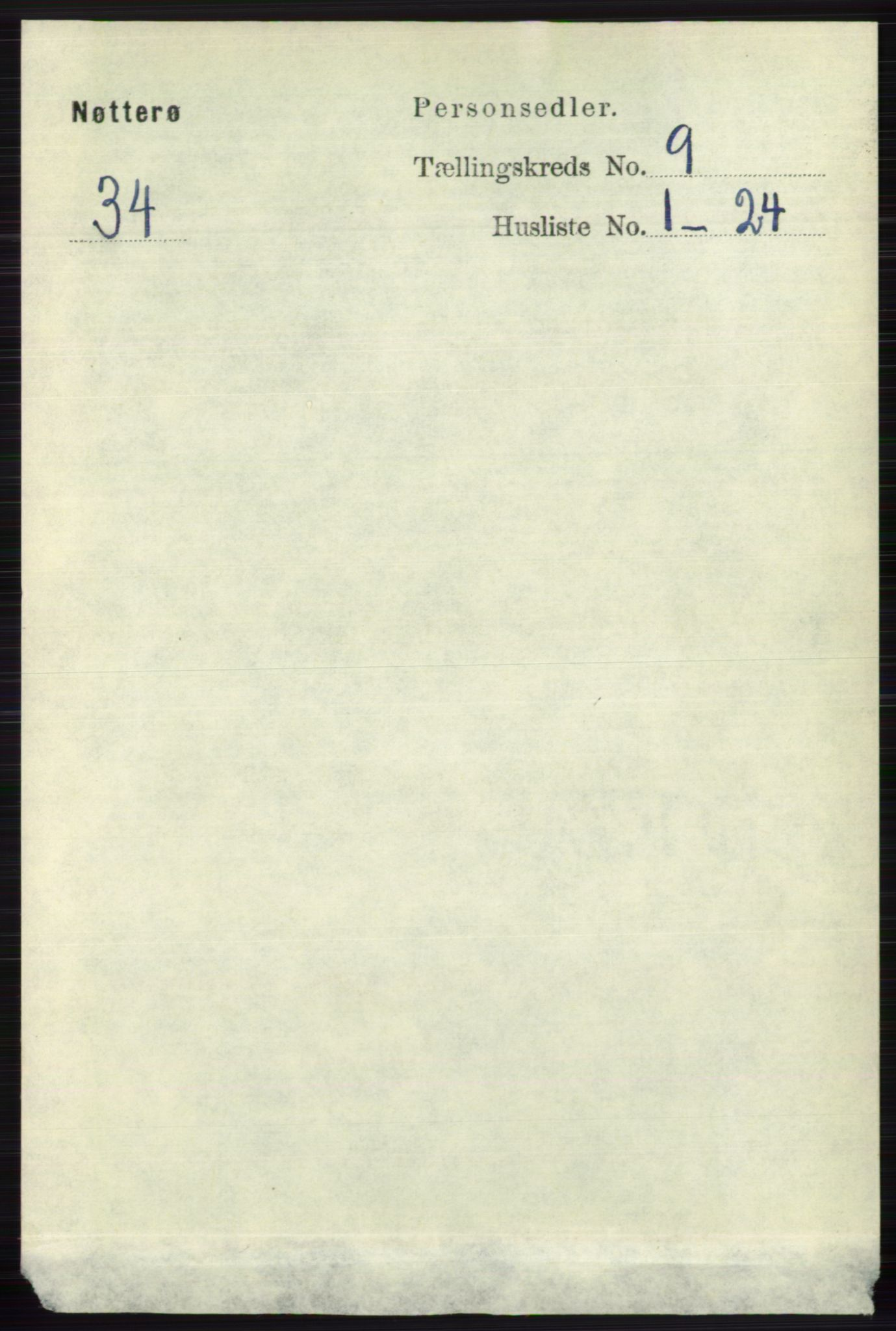 RA, Folketelling 1891 for 0722 Nøtterøy herred, 1891, s. 4556