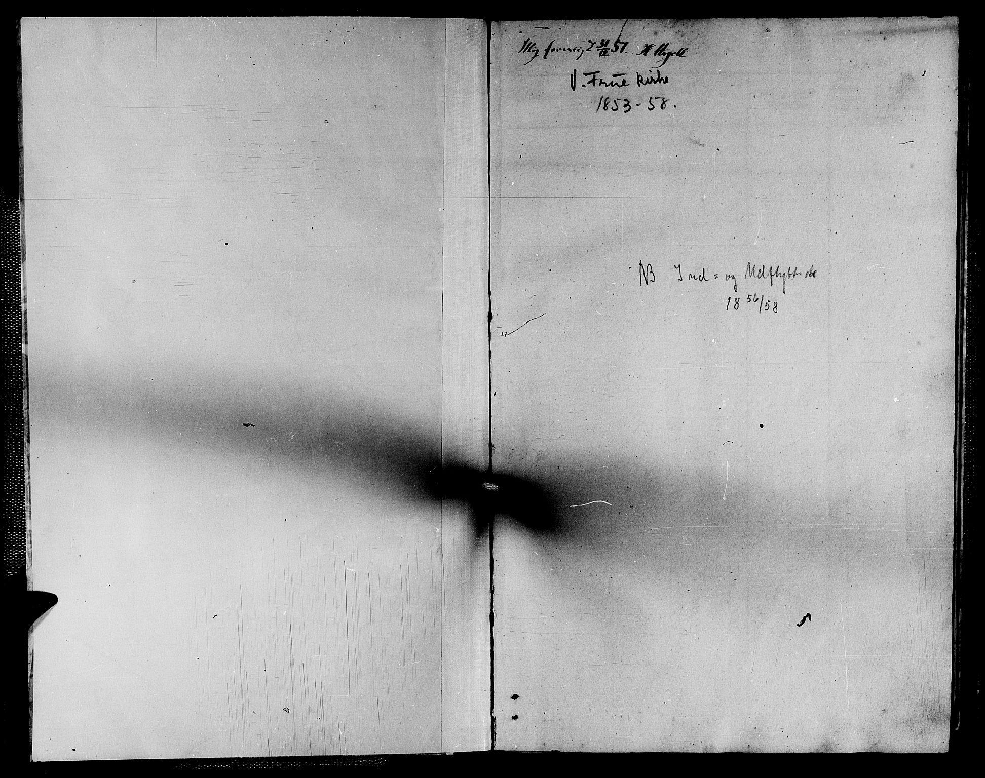 SAT, Ministerialprotokoller, klokkerbøker og fødselsregistre - Sør-Trøndelag, 602/L0138: Klokkerbok nr. 602C06, 1853-1858