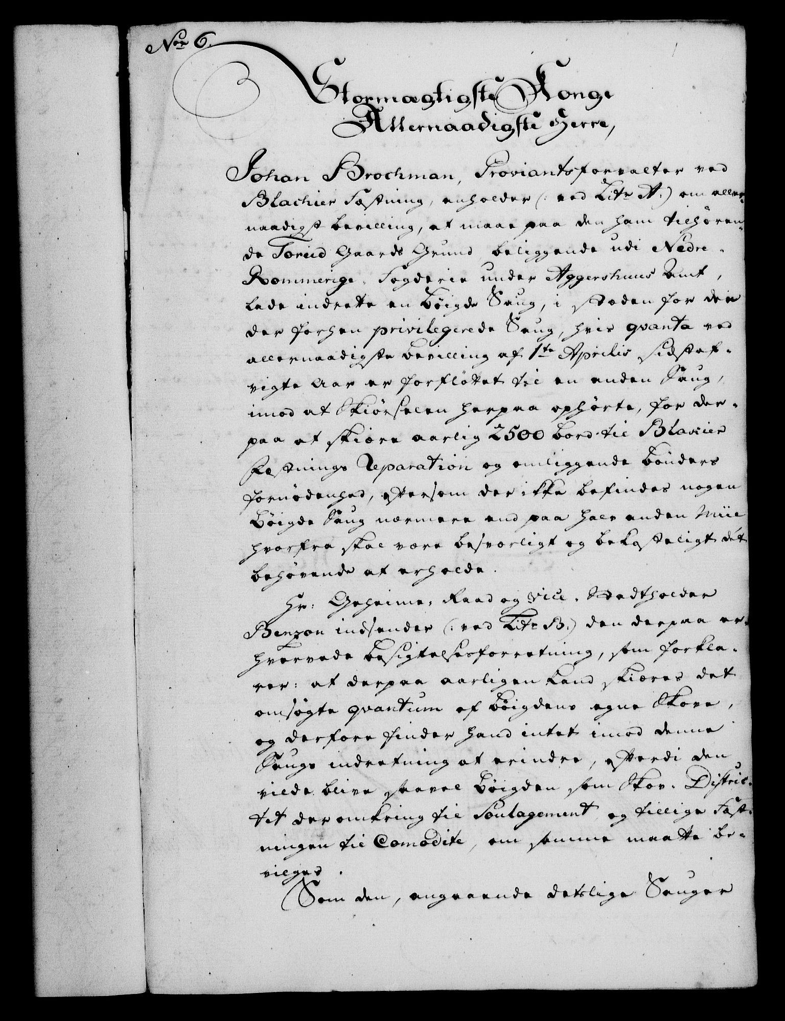 RA, Rentekammeret, Kammerkanselliet, G/Gf/Gfa/L0043: Norsk relasjons- og resolusjonsprotokoll (merket RK 52.43), 1761, s. 45