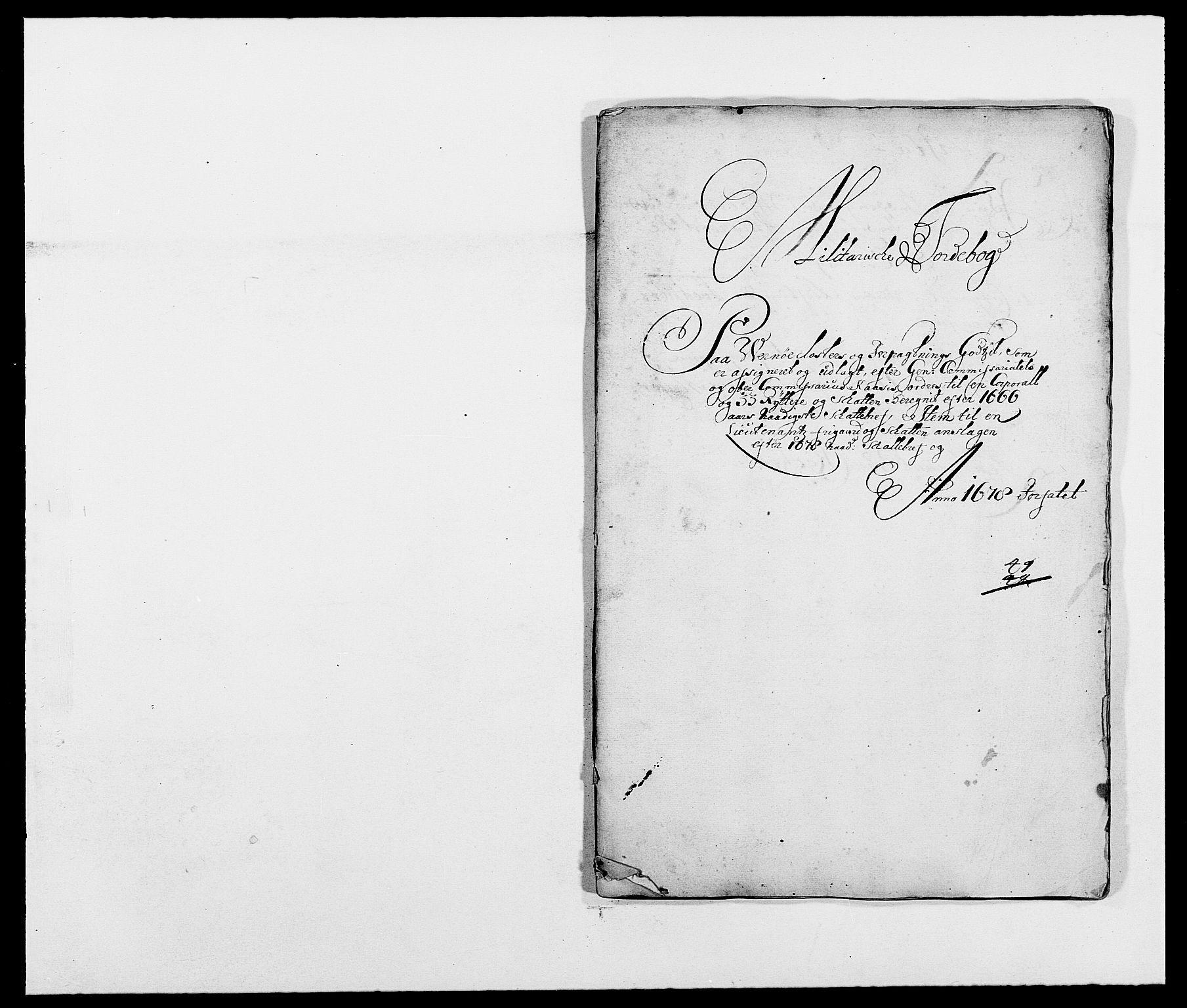 RA, Rentekammeret inntil 1814, Reviderte regnskaper, Fogderegnskap, R02/L0099: Fogderegnskap Moss og Verne kloster, 1678, s. 317