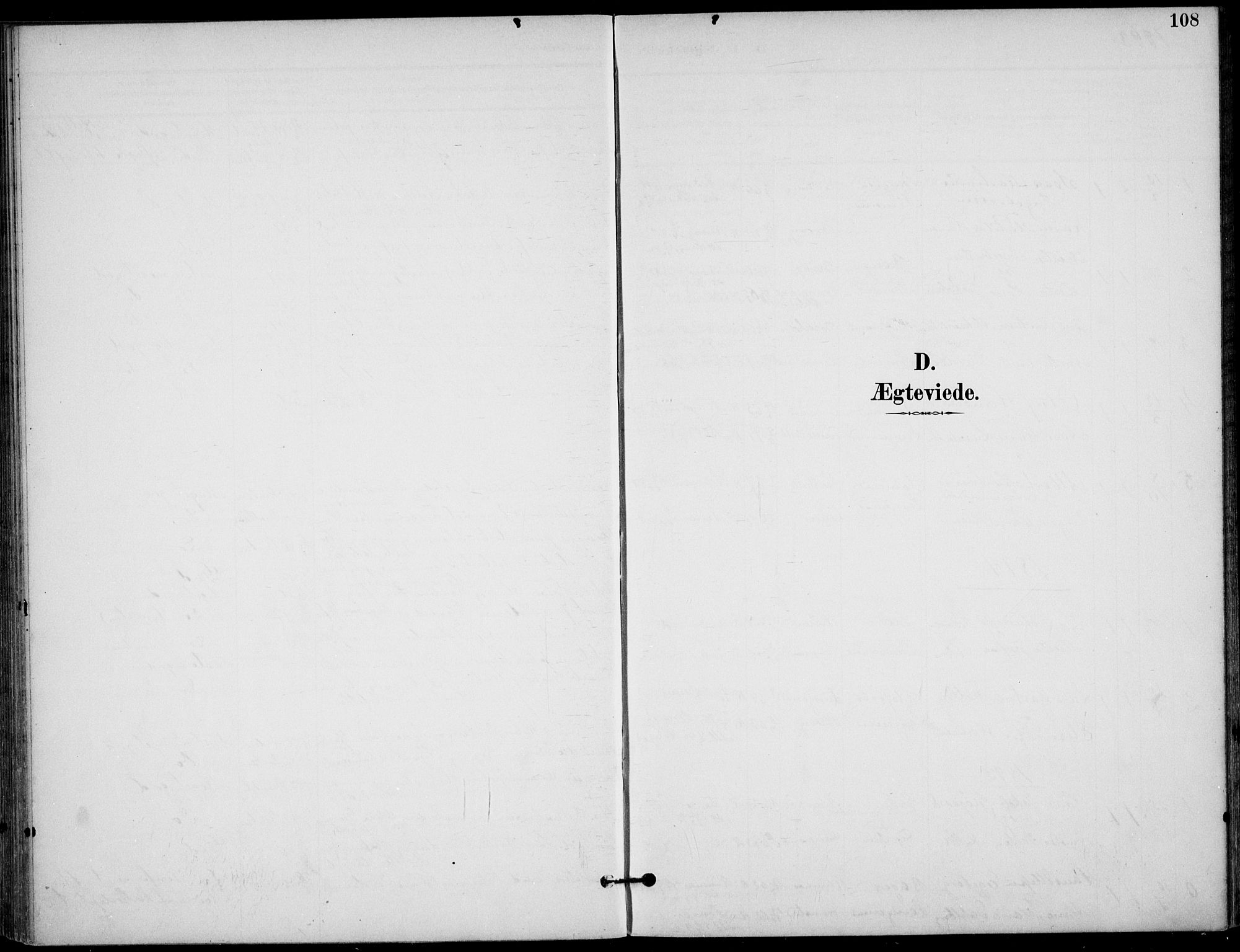SAKO, Langesund kirkebøker, F/Fa/L0003: Ministerialbok nr. 3, 1893-1907, s. 108