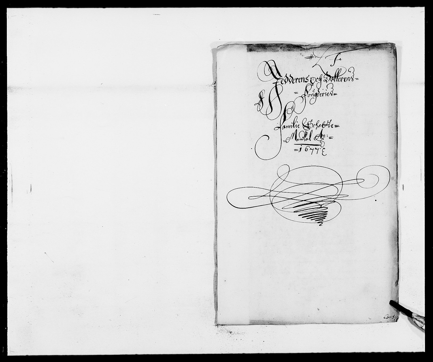 RA, Rentekammeret inntil 1814, Reviderte regnskaper, Fogderegnskap, R46/L2717: Fogderegnskap Jæren og Dalane, 1677, s. 186