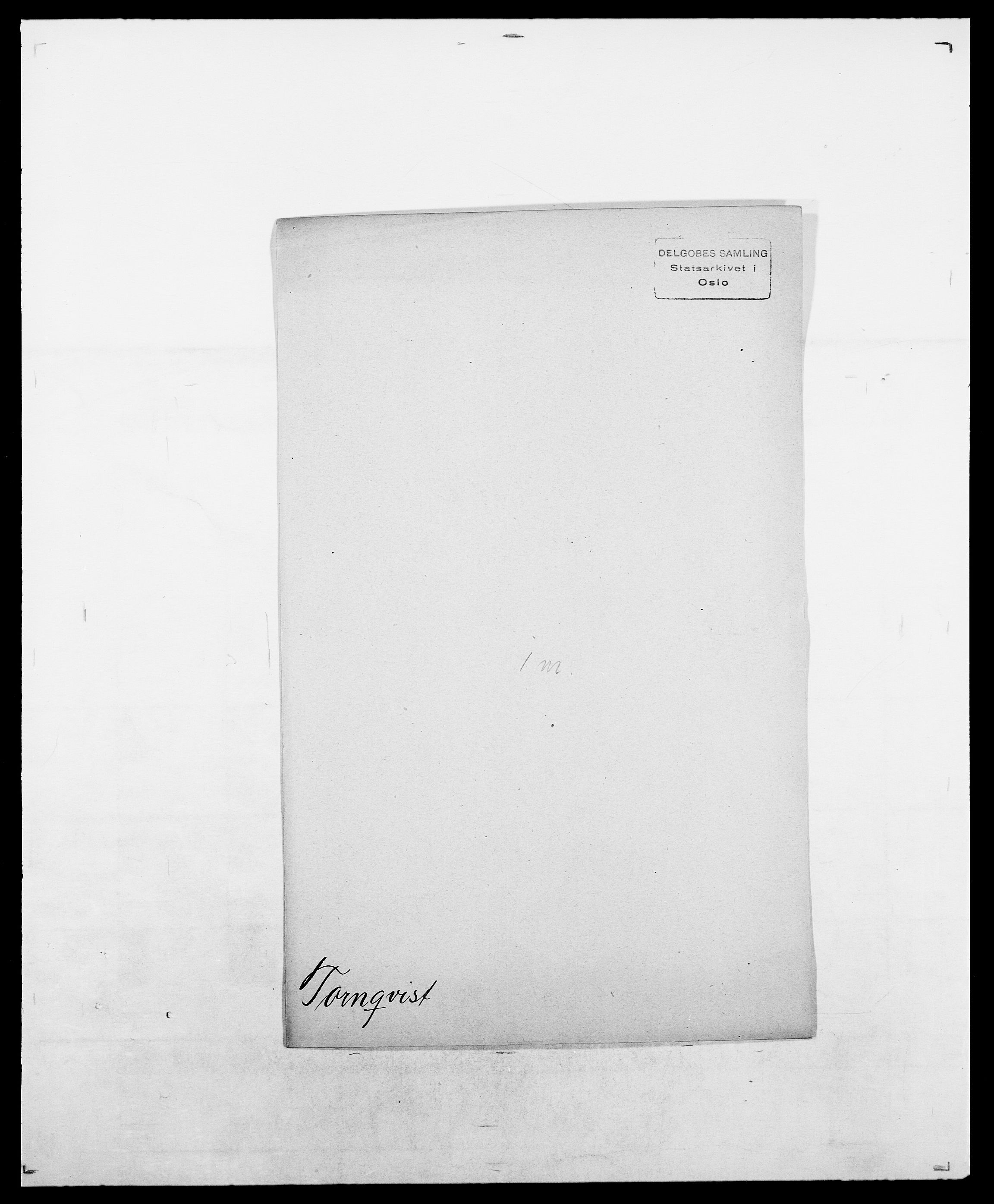 SAO, Delgobe, Charles Antoine - samling, D/Da/L0039: Thorsen - Urup, s. 183