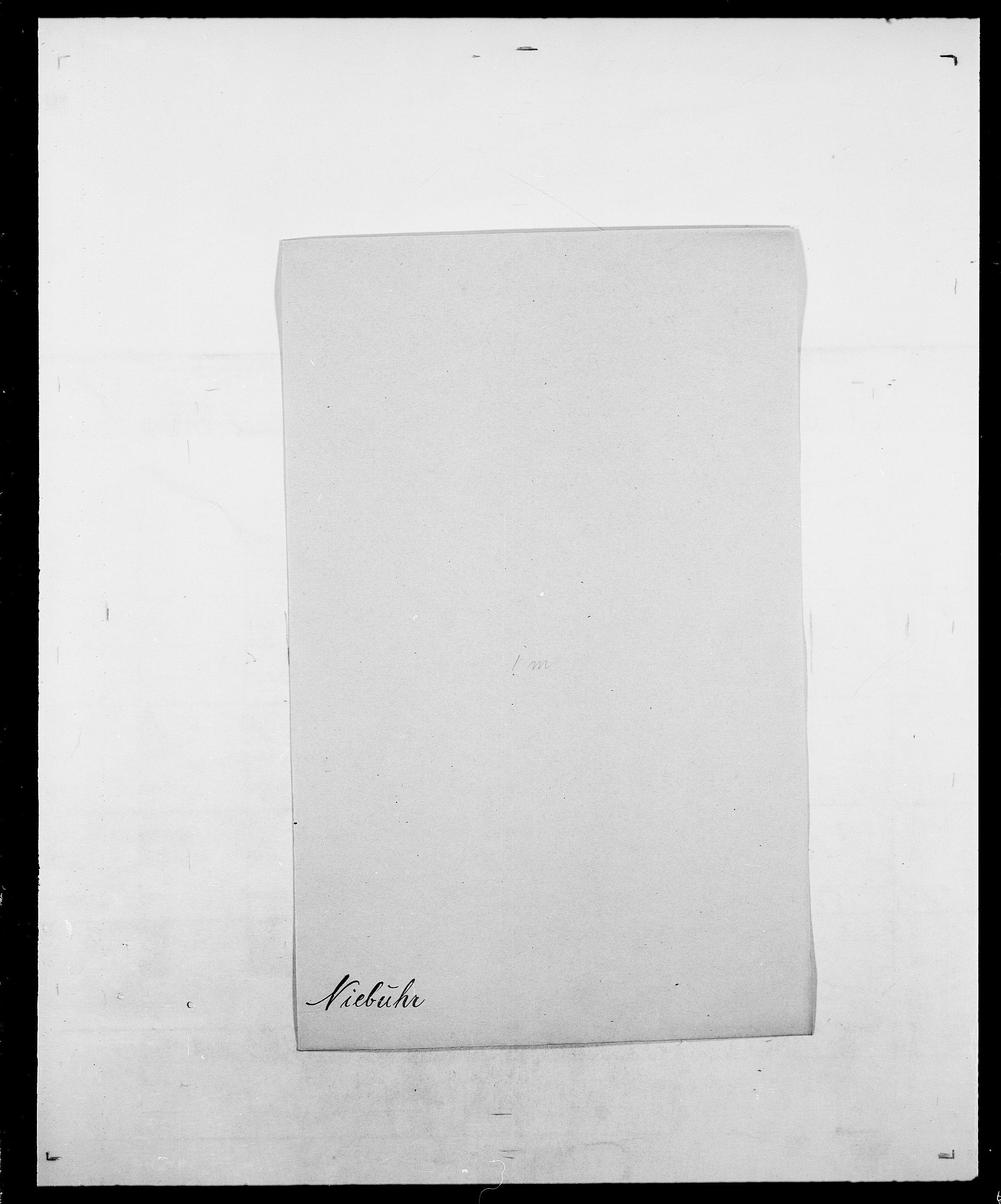 SAO, Delgobe, Charles Antoine - samling, D/Da/L0028: Naaden - Nøvik, s. 211