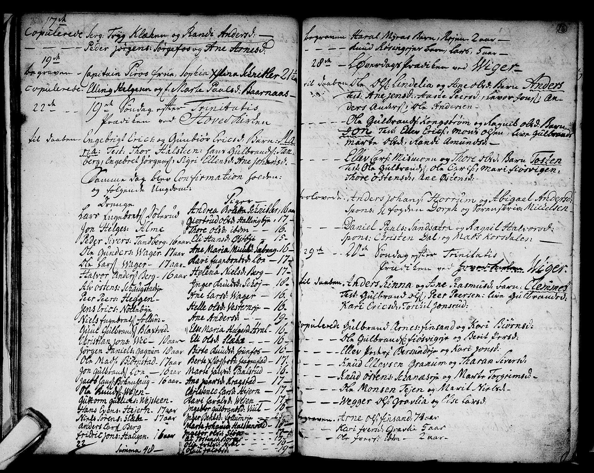 SAKO, Norderhov kirkebøker, F/Fa/L0005: Ministerialbok nr. 5, 1775-1789, s. 16