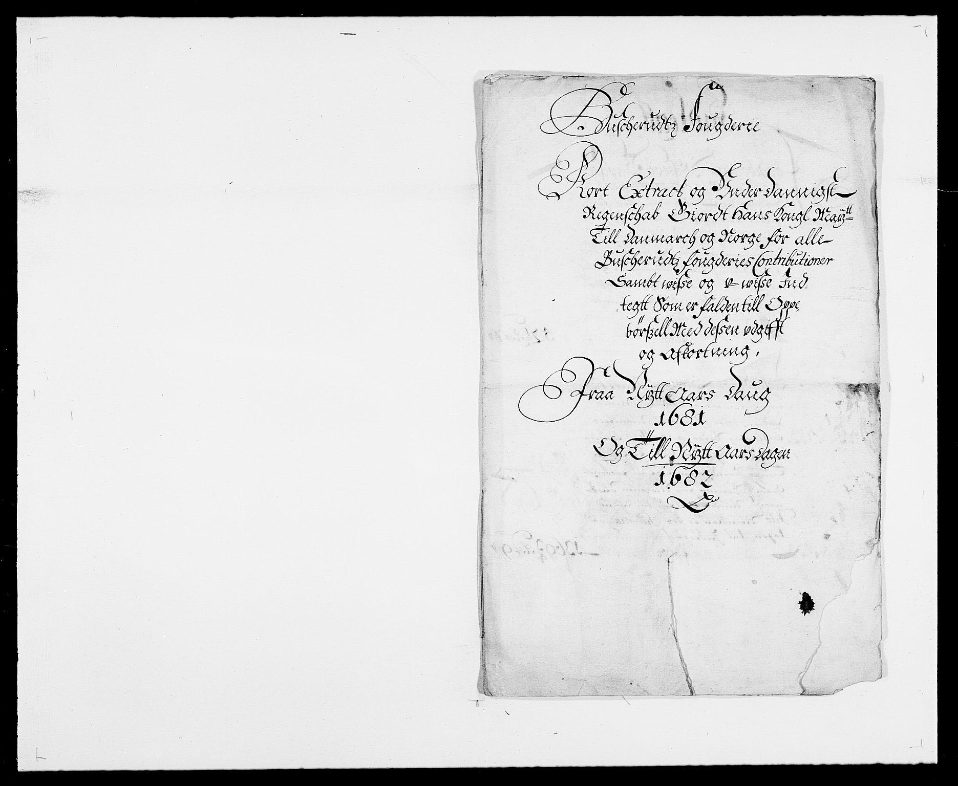 RA, Rentekammeret inntil 1814, Reviderte regnskaper, Fogderegnskap, R25/L1675: Fogderegnskap Buskerud, 1678-1681, s. 193