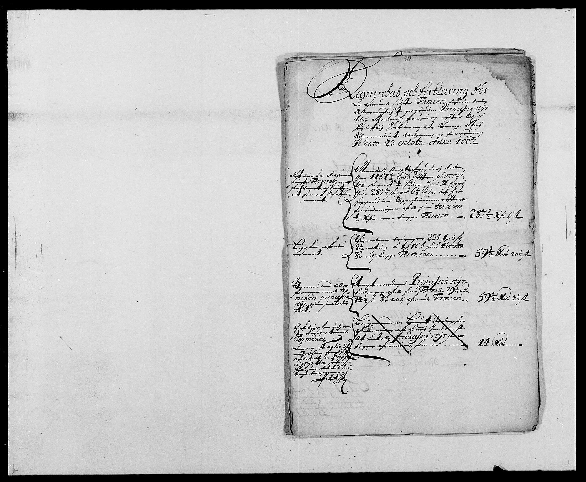 RA, Rentekammeret inntil 1814, Reviderte regnskaper, Fogderegnskap, R42/L2538: Mandal fogderi, 1667-1670, s. 176