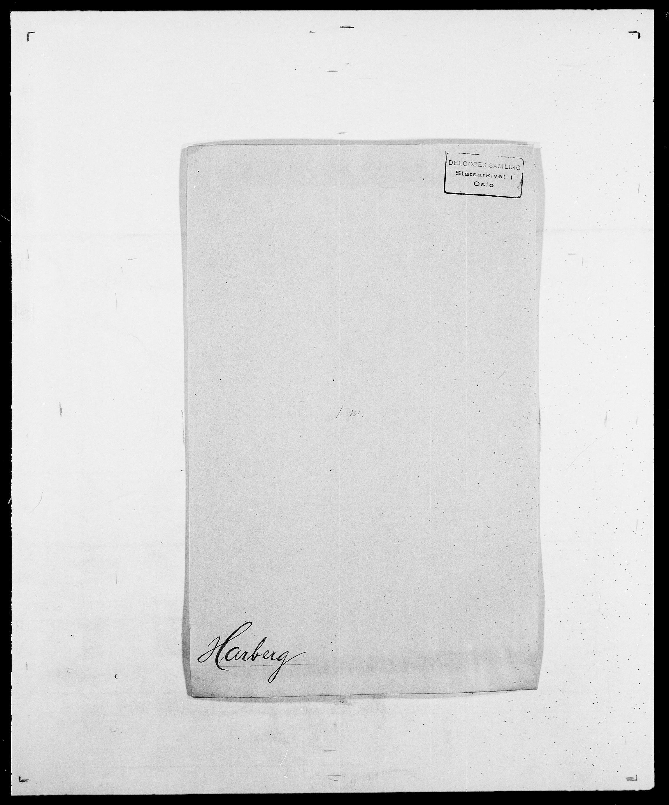 SAO, Delgobe, Charles Antoine - samling, D/Da/L0016: Hamborg - Hektoen, s. 369