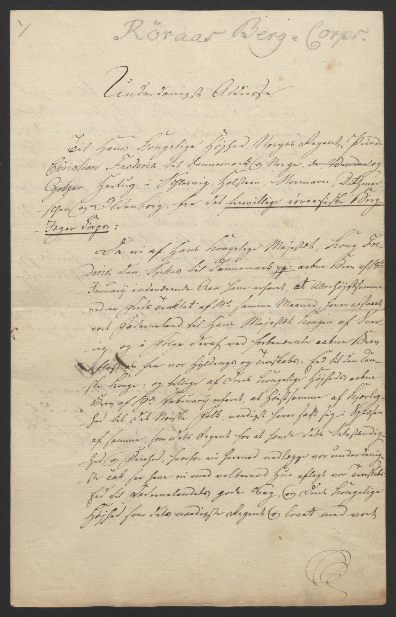 RA, Statsrådssekretariatet, D/Db/L0007: Fullmakter for Eidsvollsrepresentantene i 1814. , 1814, s. 84