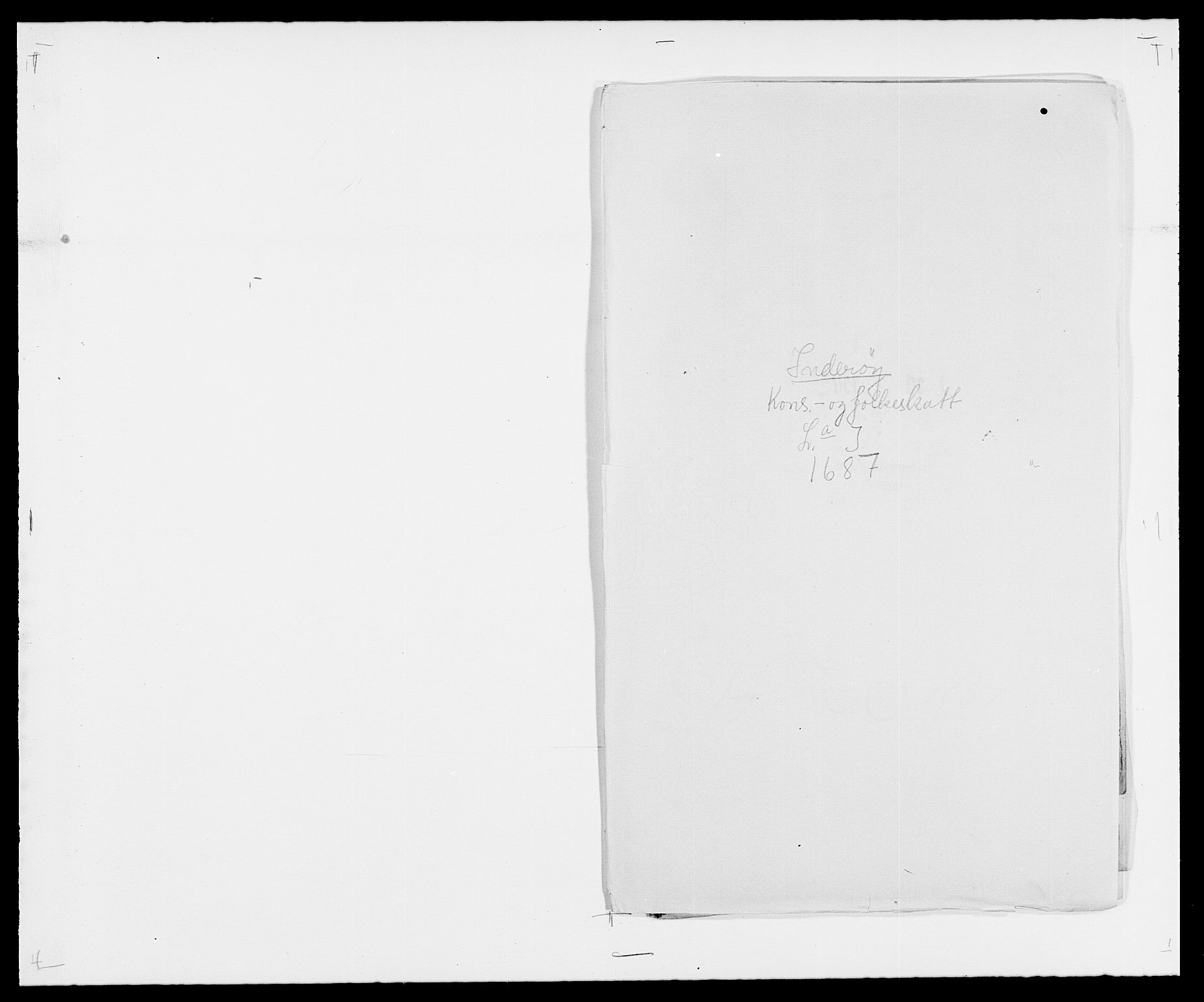 RA, Rentekammeret inntil 1814, Reviderte regnskaper, Fogderegnskap, R63/L4306: Fogderegnskap Inderøy, 1687-1689, s. 120