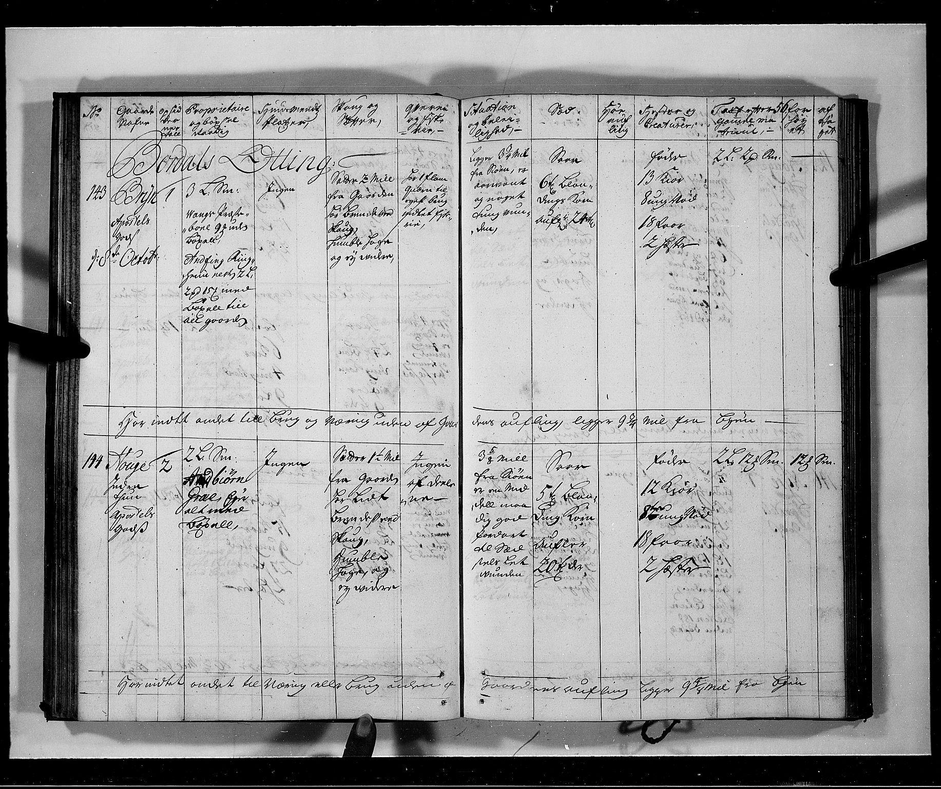 RA, Rentekammeret inntil 1814, Realistisk ordnet avdeling, N/Nb/Nbf/L0141: Voss eksaminasjonsprotokoll, 1723, s. 55b-56a