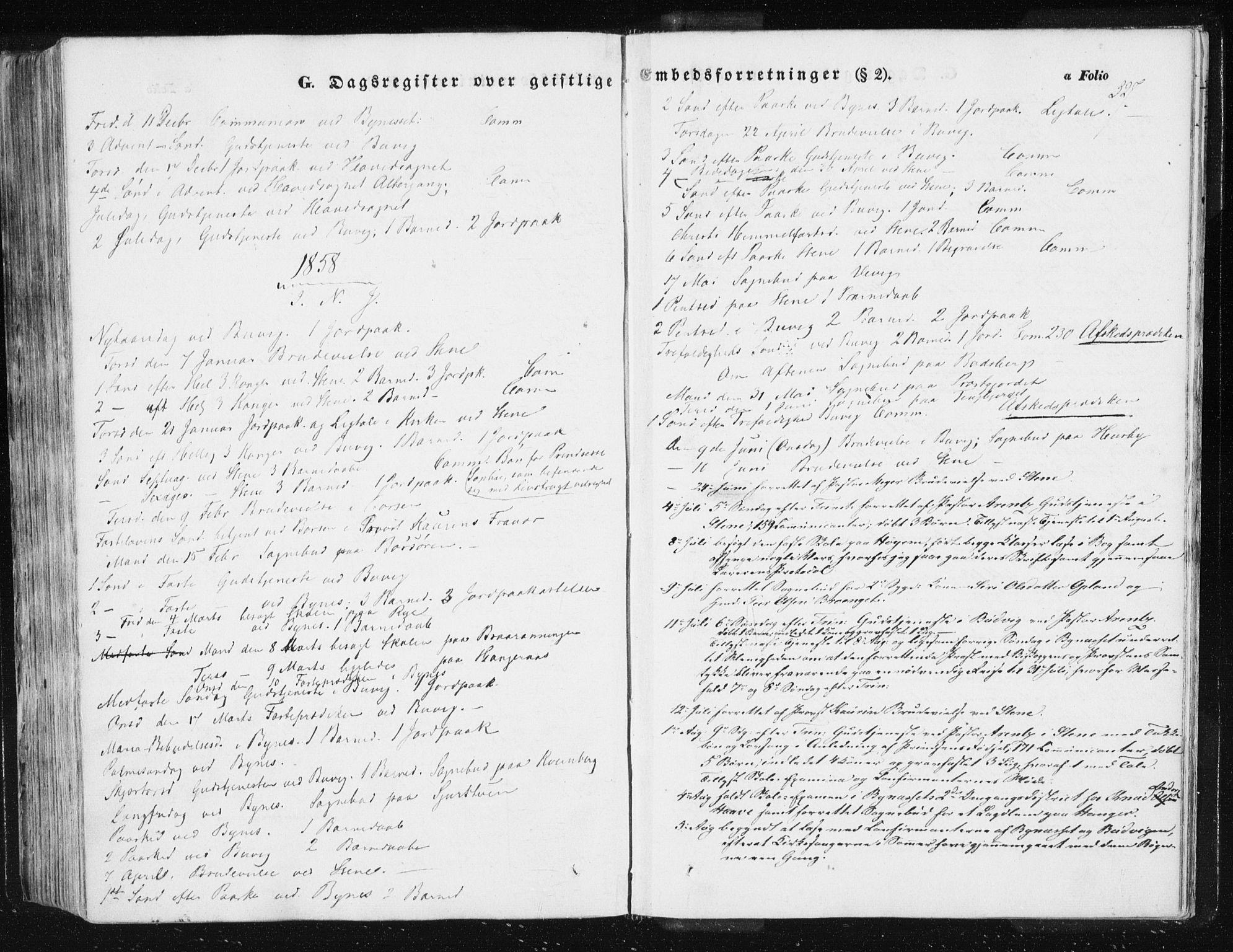 SAT, Ministerialprotokoller, klokkerbøker og fødselsregistre - Sør-Trøndelag, 612/L0376: Ministerialbok nr. 612A08, 1846-1859, s. 327