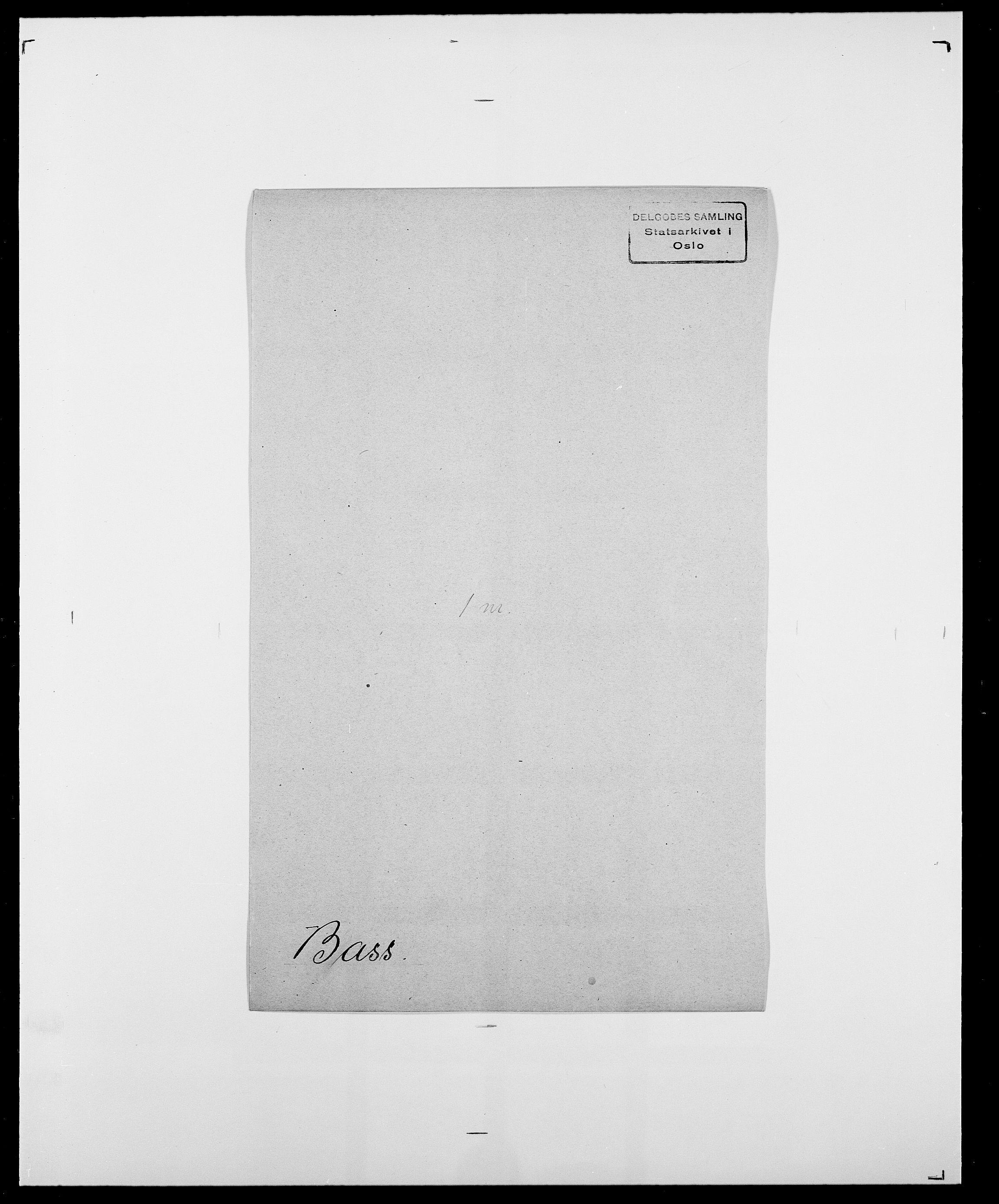 SAO, Delgobe, Charles Antoine - samling, D/Da/L0003: Barca - Bergen, s. 415