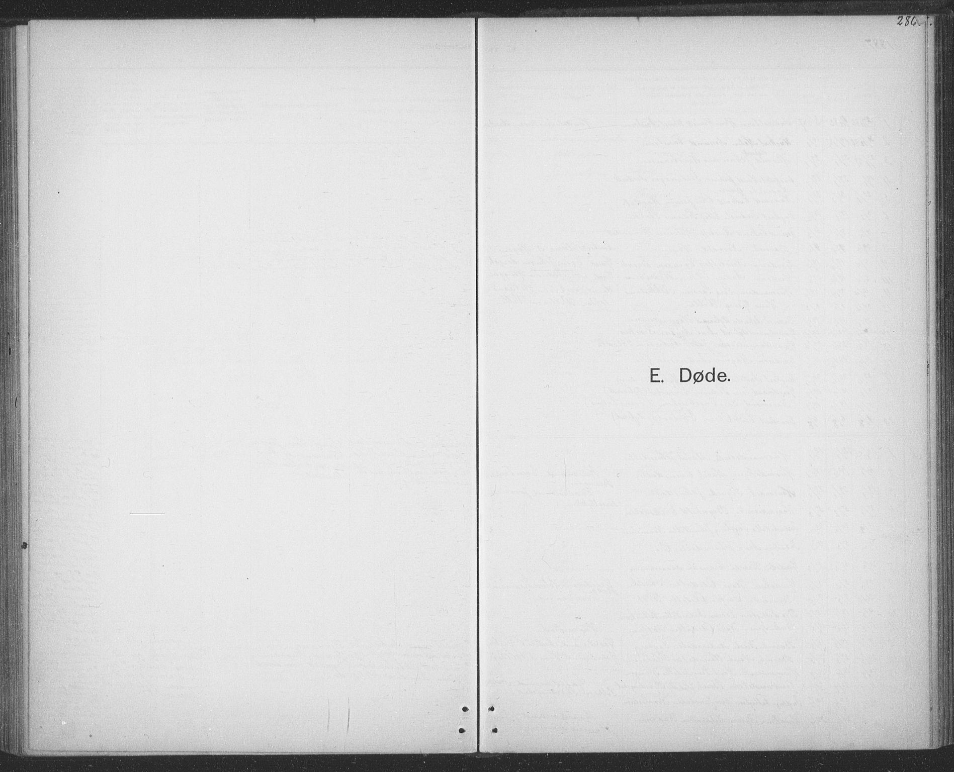 SAT, Ministerialprotokoller, klokkerbøker og fødselsregistre - Sør-Trøndelag, 691/L1085: Ministerialbok nr. 691A17, 1887-1908, s. 286