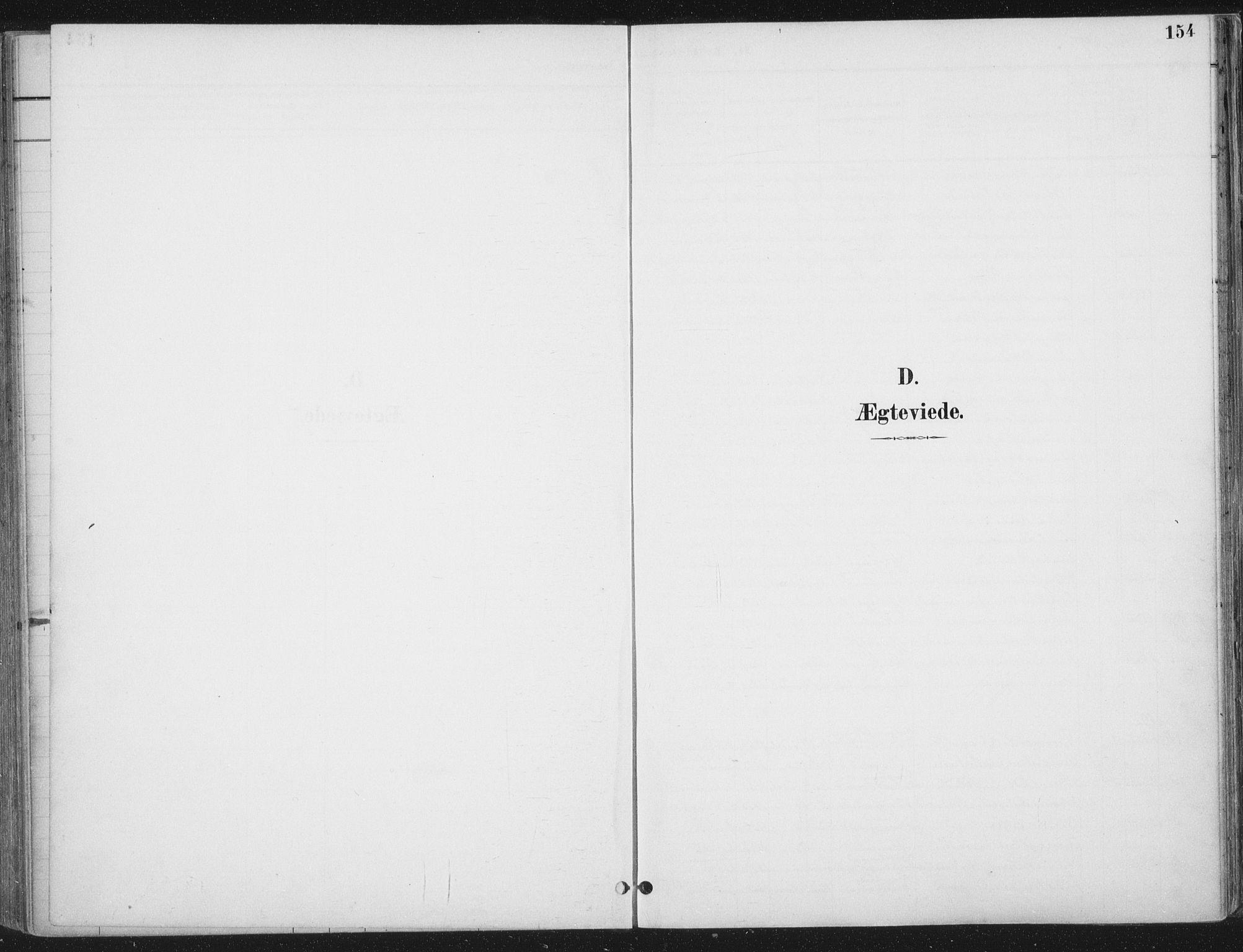 SAT, Ministerialprotokoller, klokkerbøker og fødselsregistre - Nord-Trøndelag, 709/L0082: Ministerialbok nr. 709A22, 1896-1916, s. 154