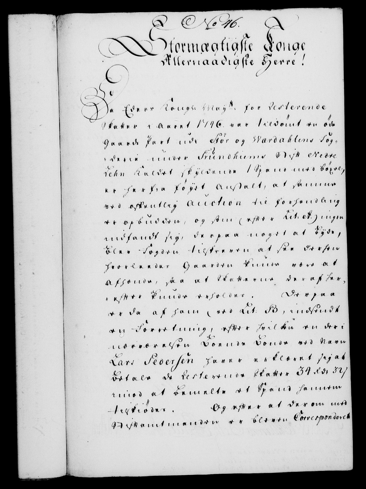 RA, Rentekammeret, Kammerkanselliet, G/Gf/Gfa/L0031: Norsk relasjons- og resolusjonsprotokoll (merket RK 52.31), 1749, s. 245